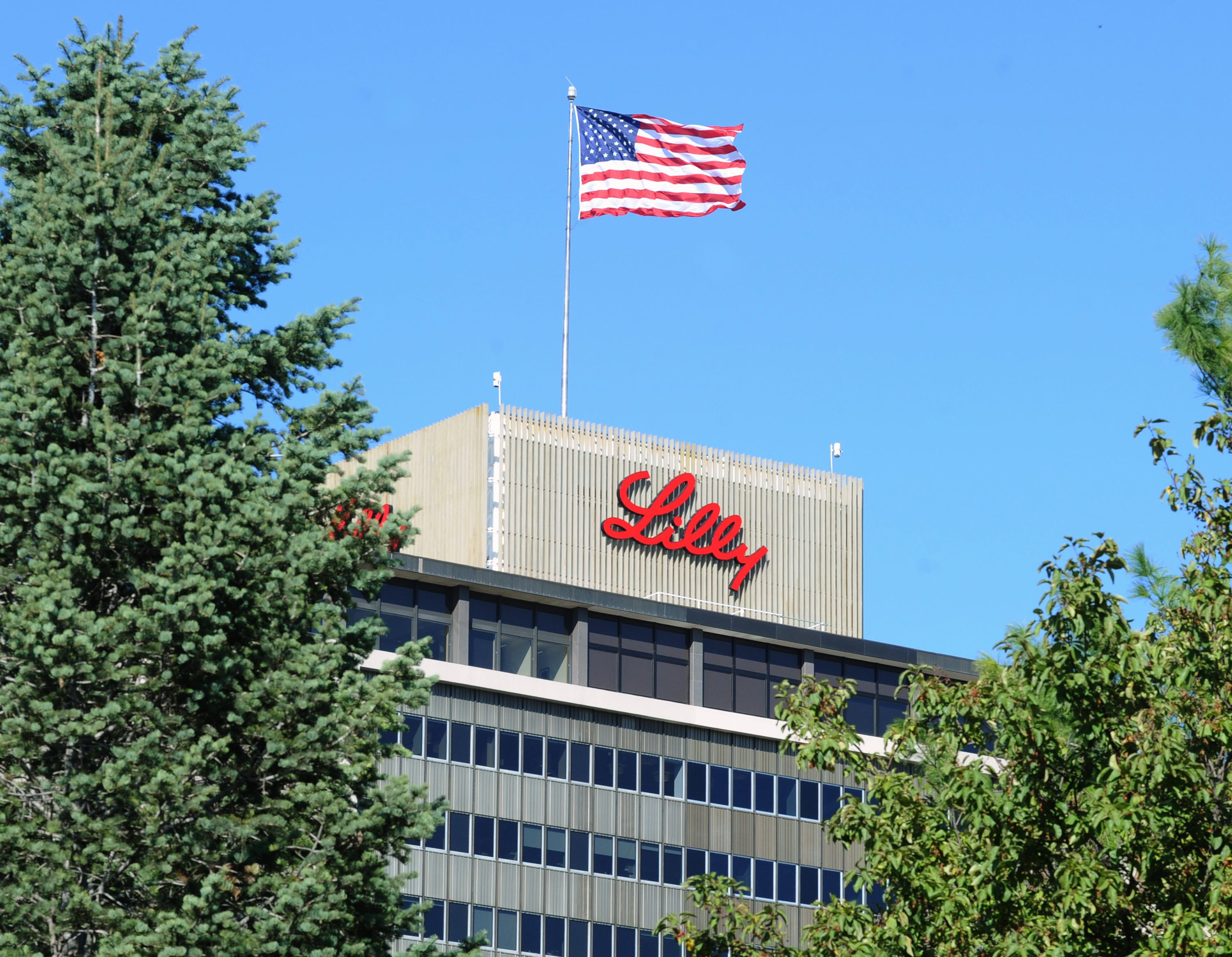 eli lilly pharmaceutical