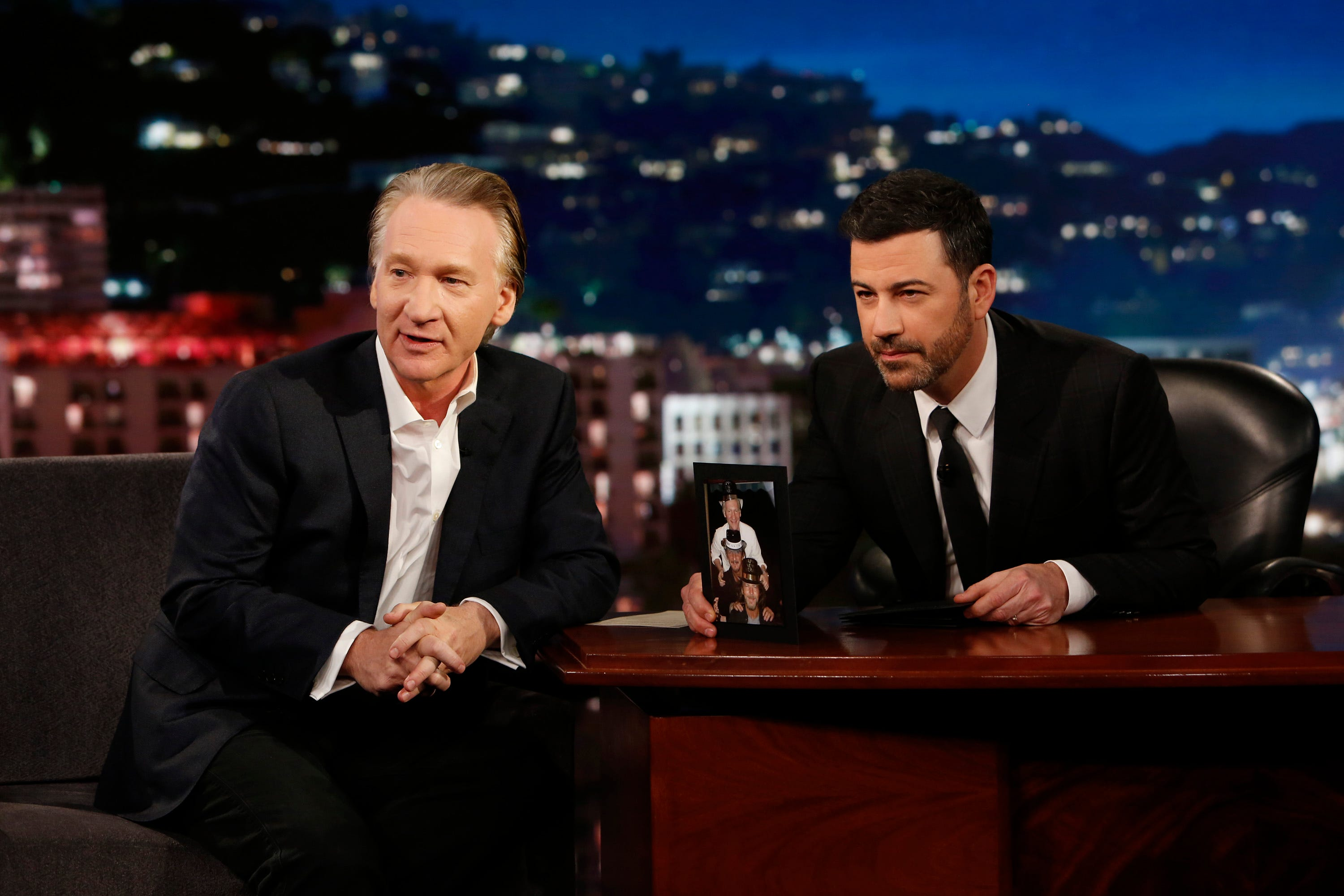 Late-night comedians ponder how to bring the funny to the Trump presidency