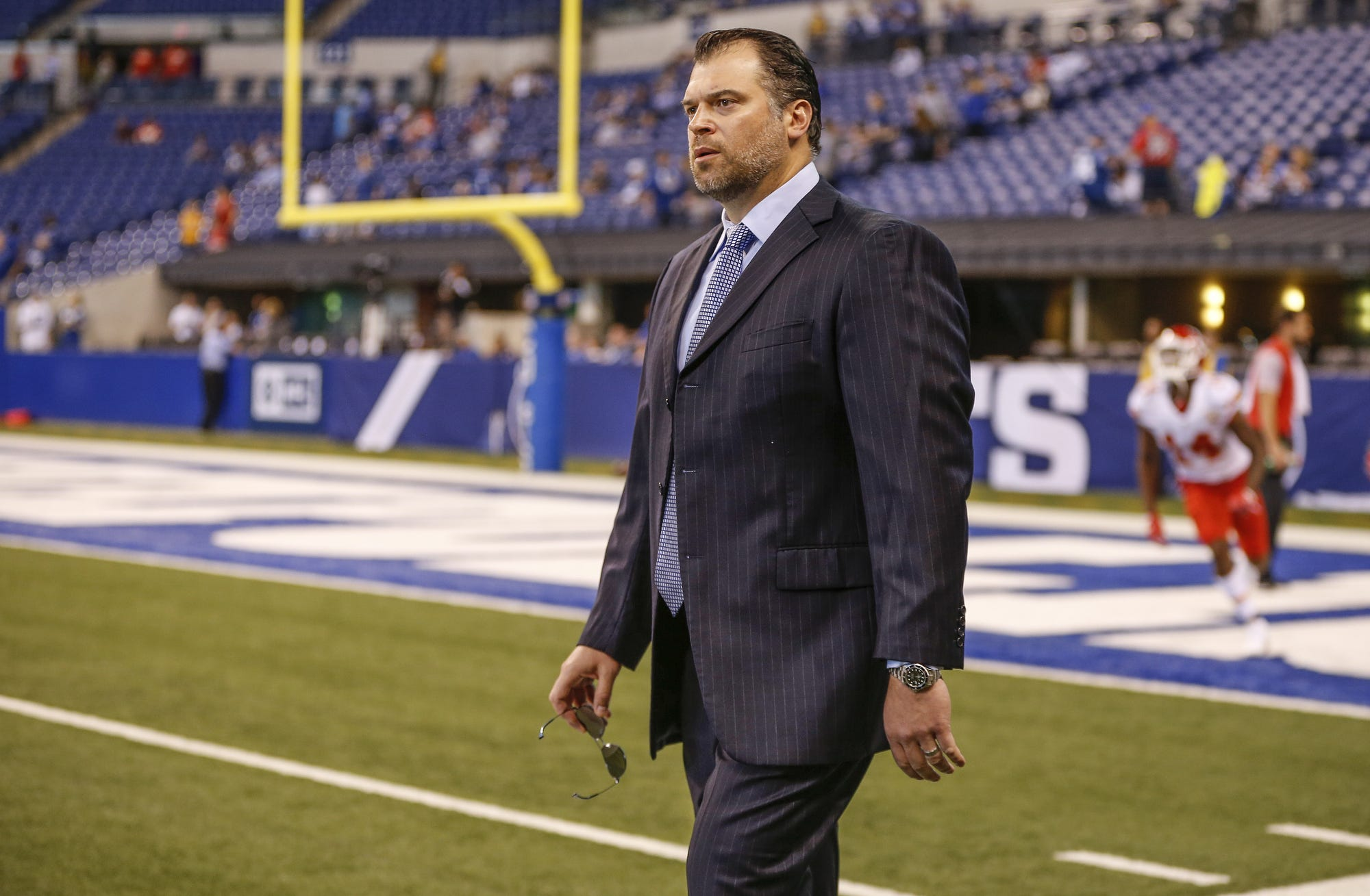 Browns hire former Colts GM Ryan Grigson, and snark ensues