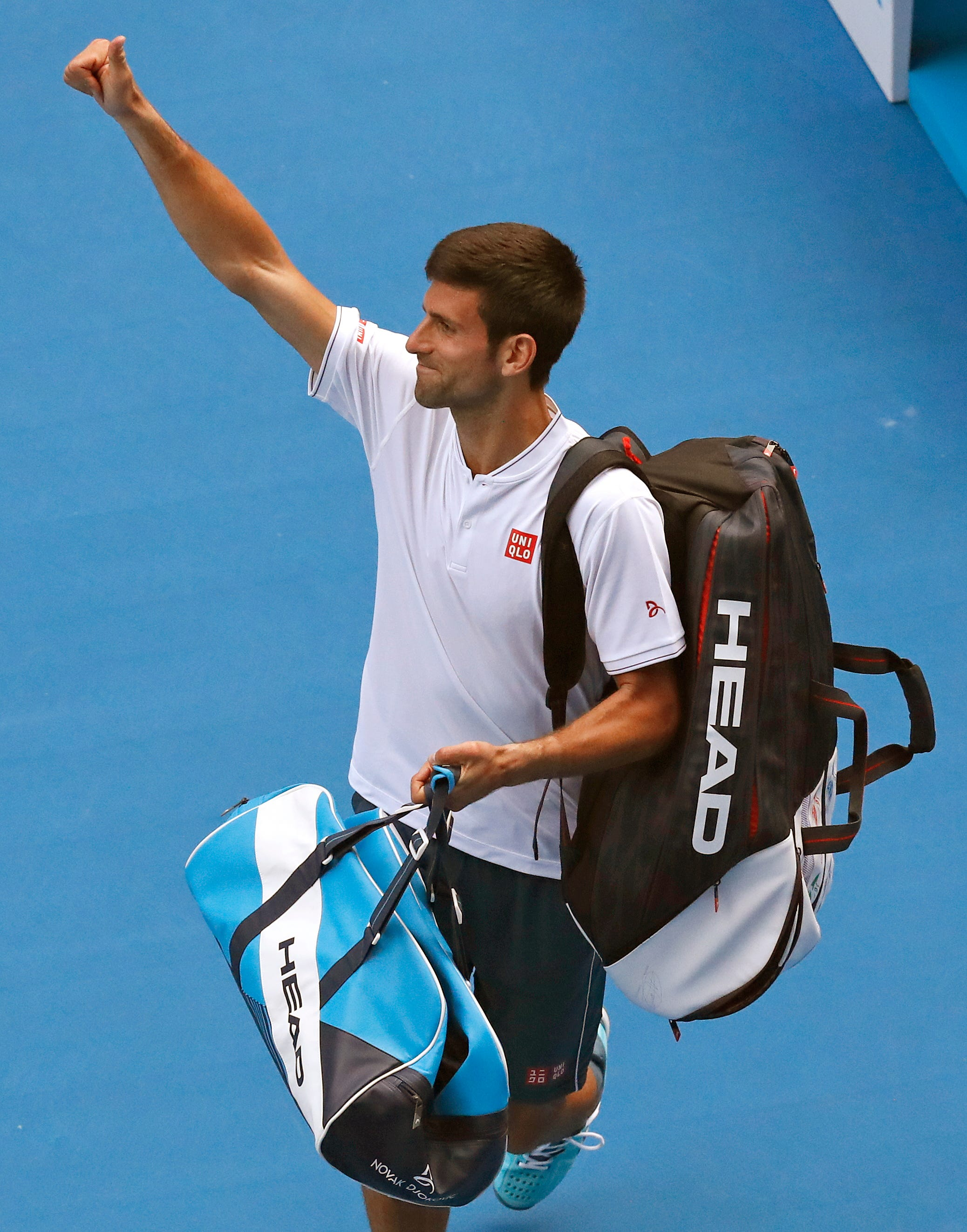 Djokovic to lead Serbia against Russia in Davis Cup