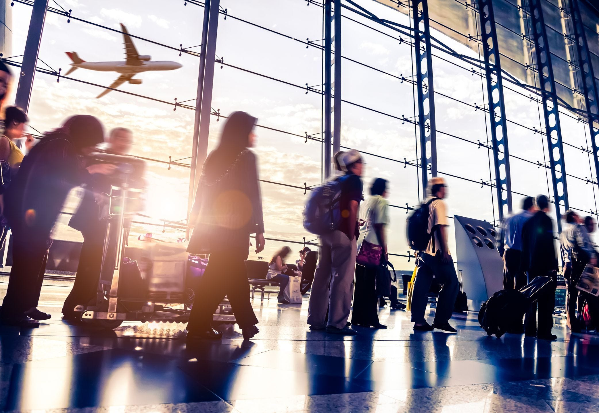 Vote Now: 2017 Readers' Choice Airport Awards