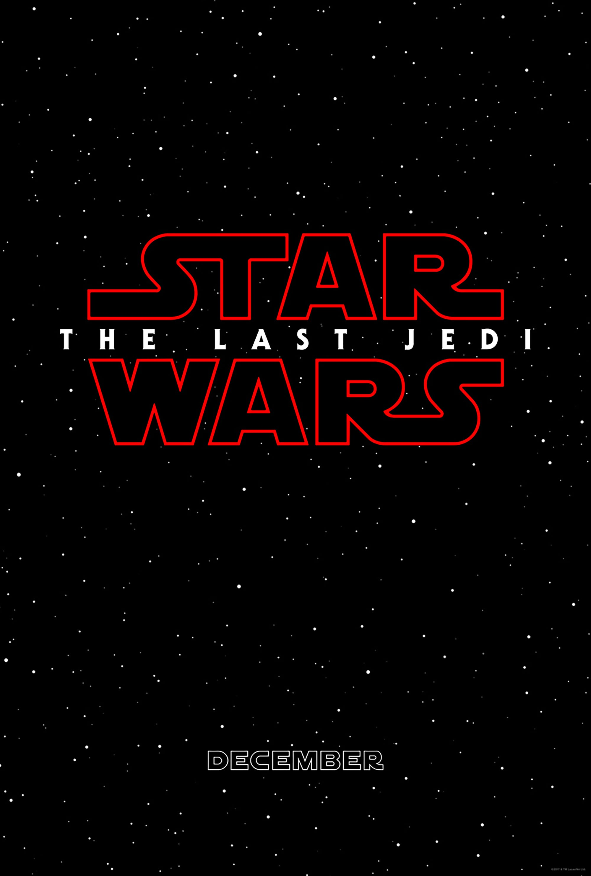 'Star Wars: Episode VIII' will be titled 'The Last Jedi'
