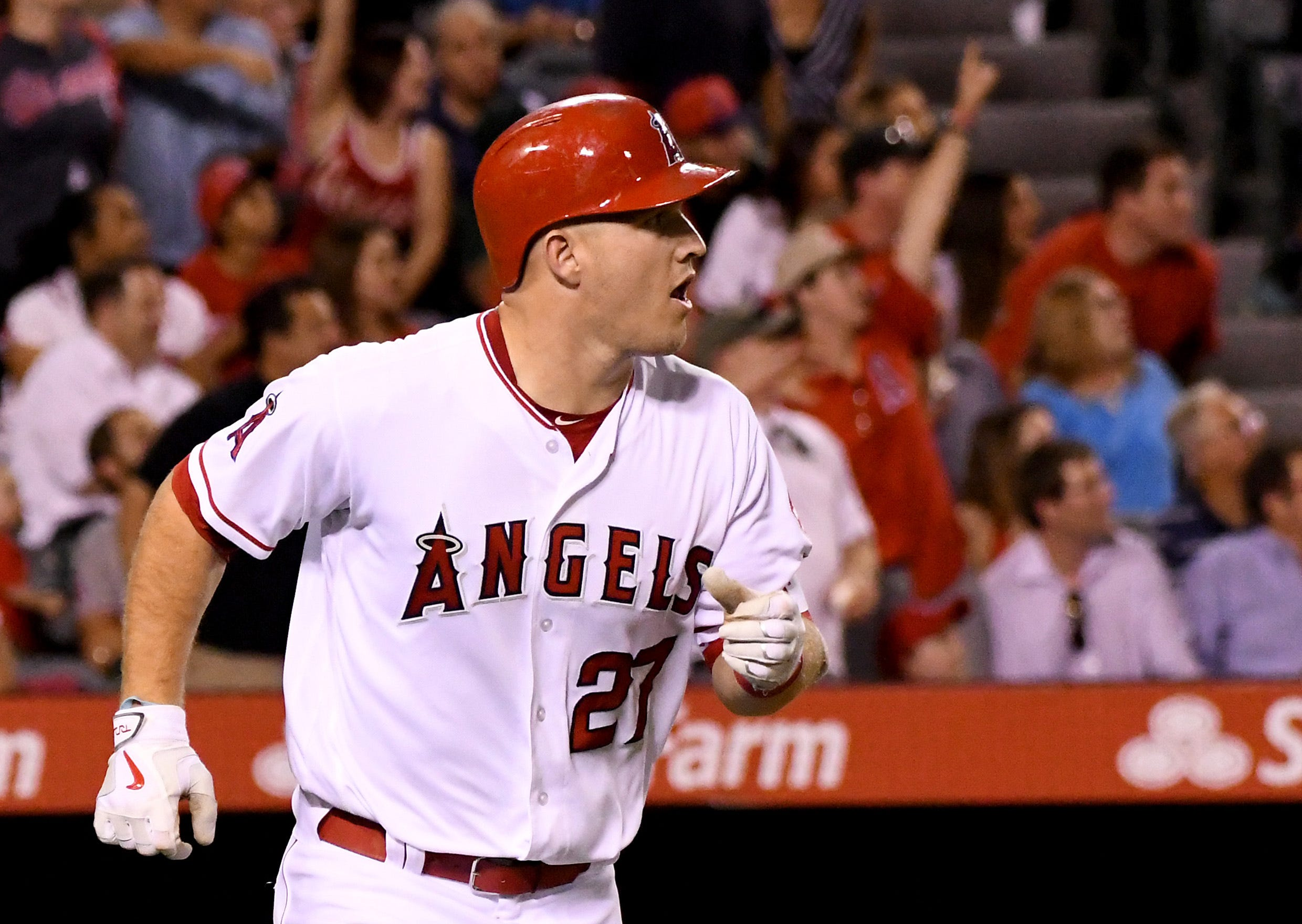 Fantasy preview: Angels rebuild around Mike Trout