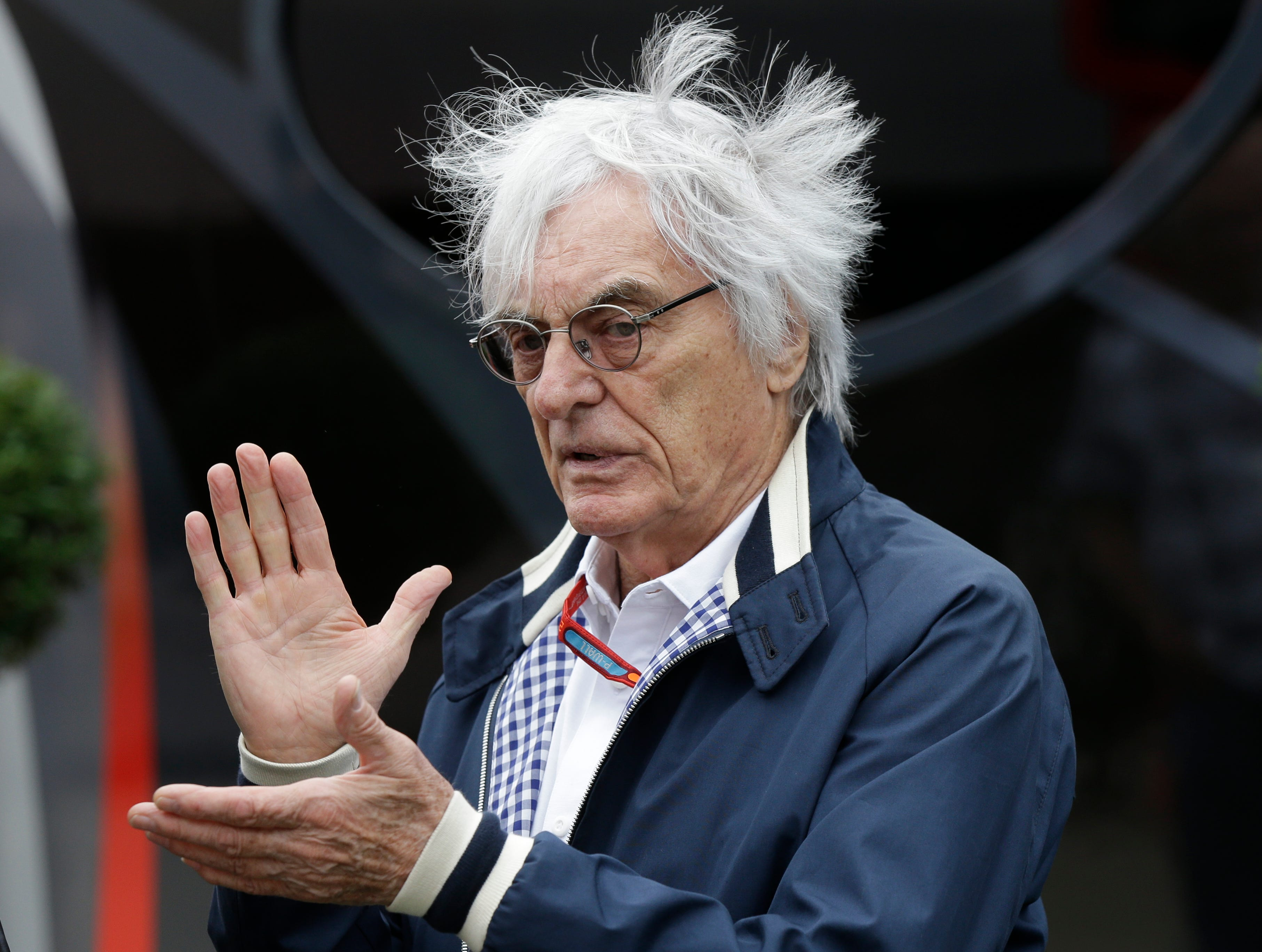 Carey replaces Ecclestone as Liberty completes Formula One takeover