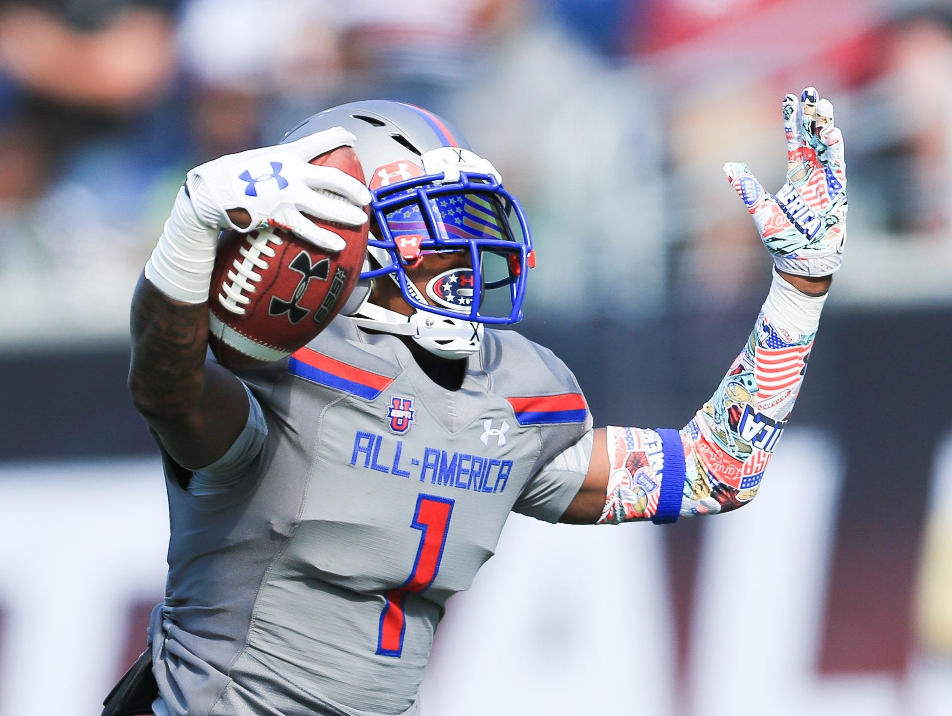 Updating the uncommitted Top 50 football recruits