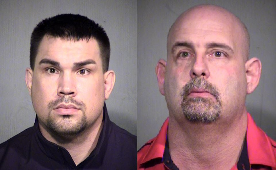 Phoenix strip club manager on trial in fatal beating of Daisy Mountain firefighter | AZ Central