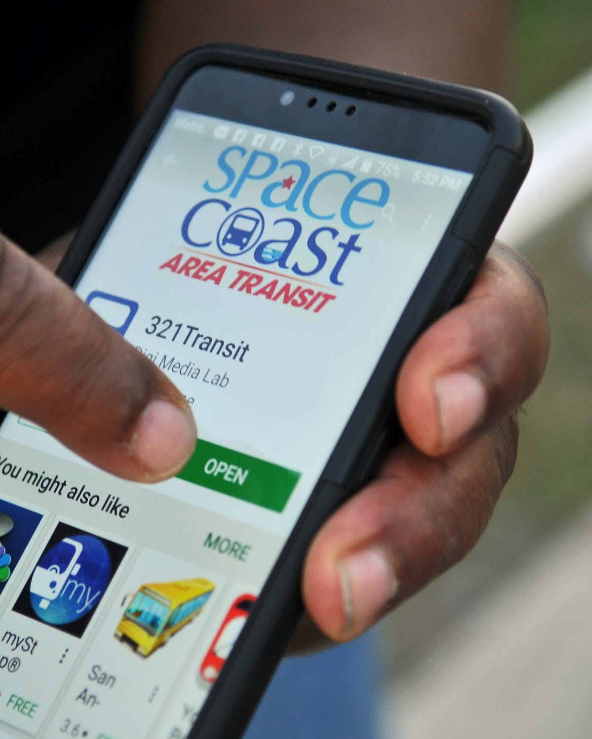 SCAT offers free bus rides Friday if you download app