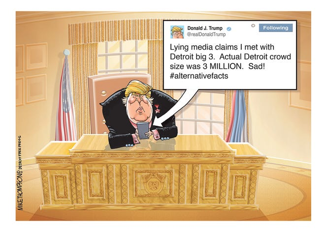 Trump and Twitter is a bad combination.