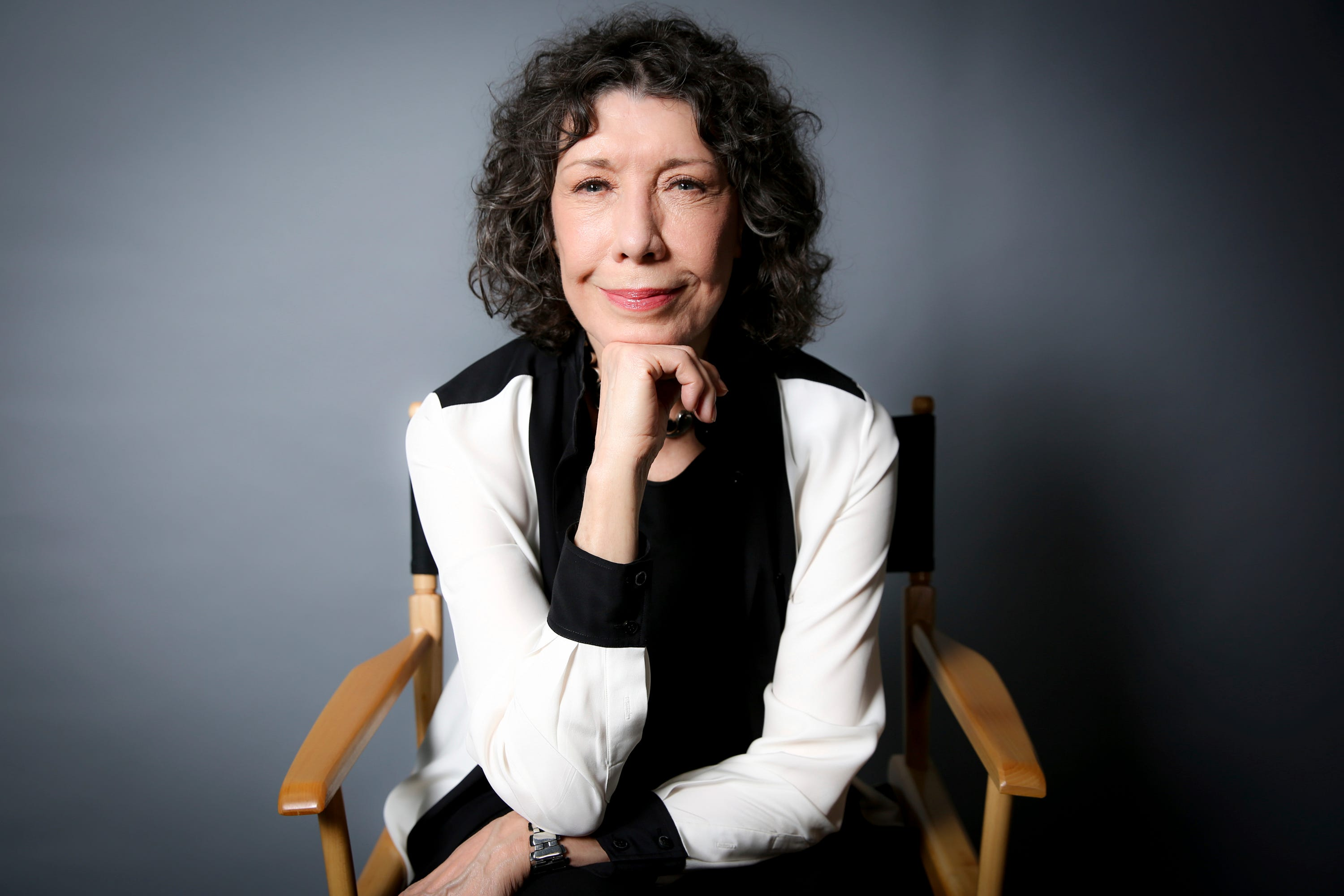Lily Tomlin donates $100K to new relief fund...