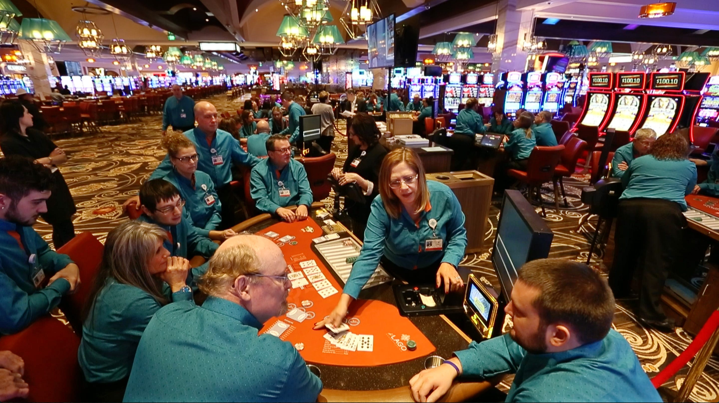 Lago casino jobs