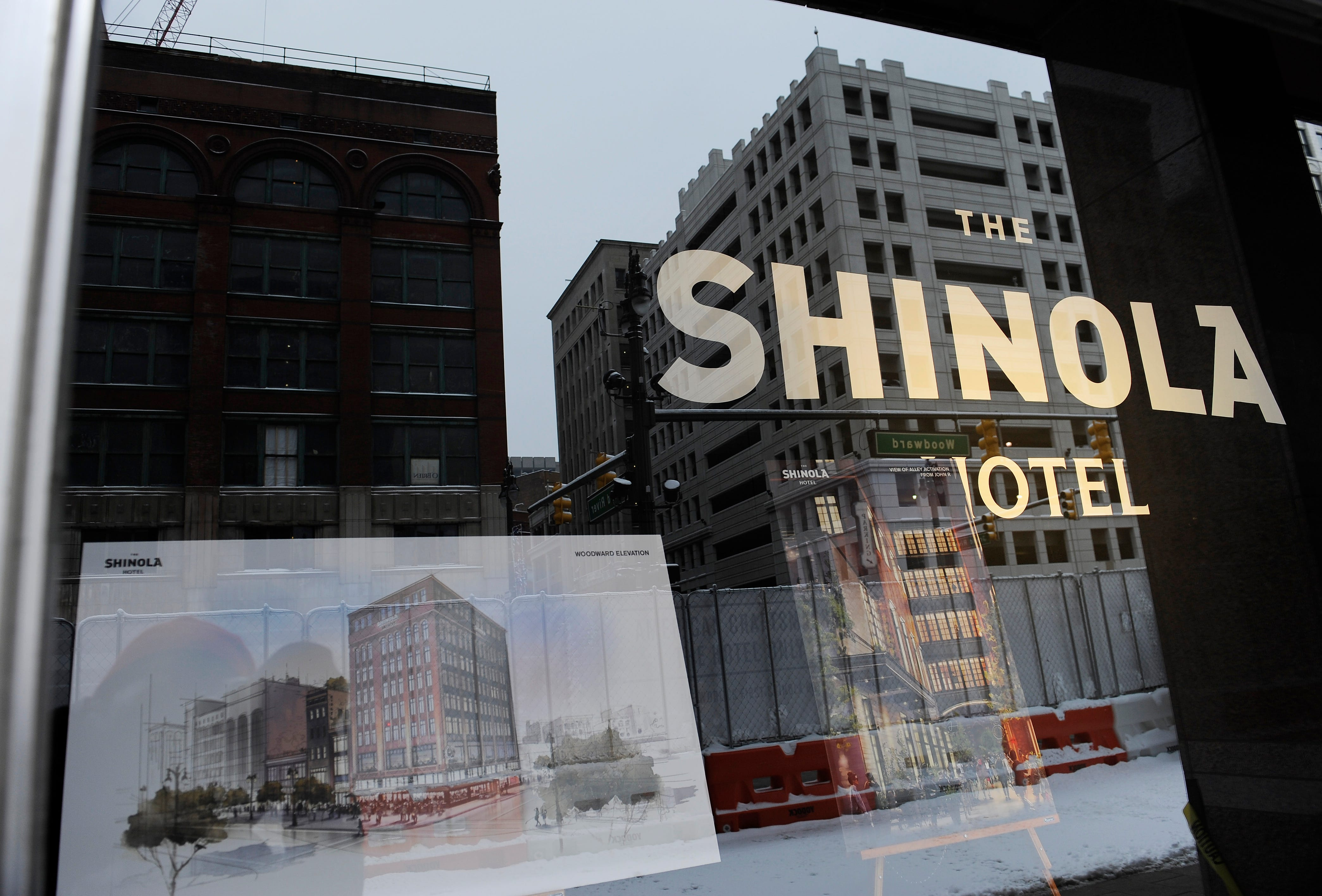 Local and international retailers coming to Detroit's Shinola Hotel