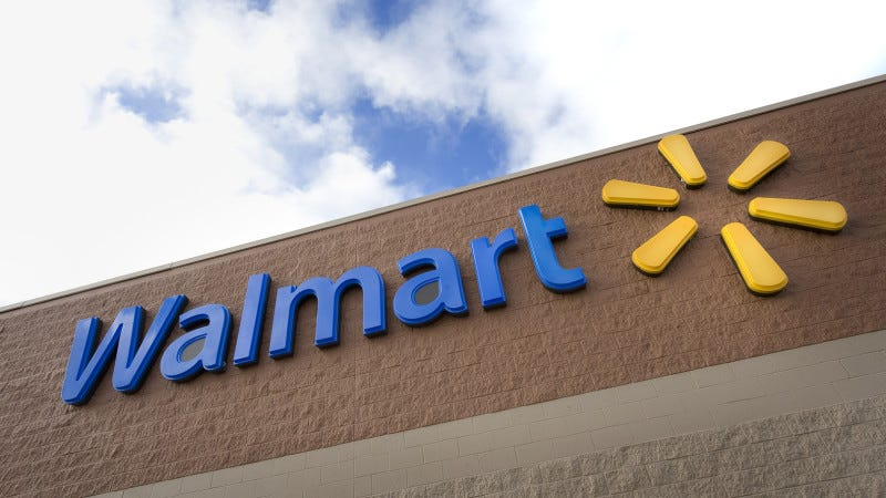 Walmart investors cheer as revenue ticks up