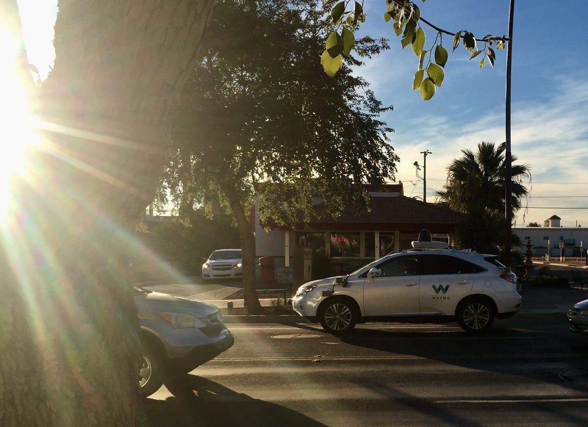 More self-driving Waymo cars coming to Phoenix Arizona