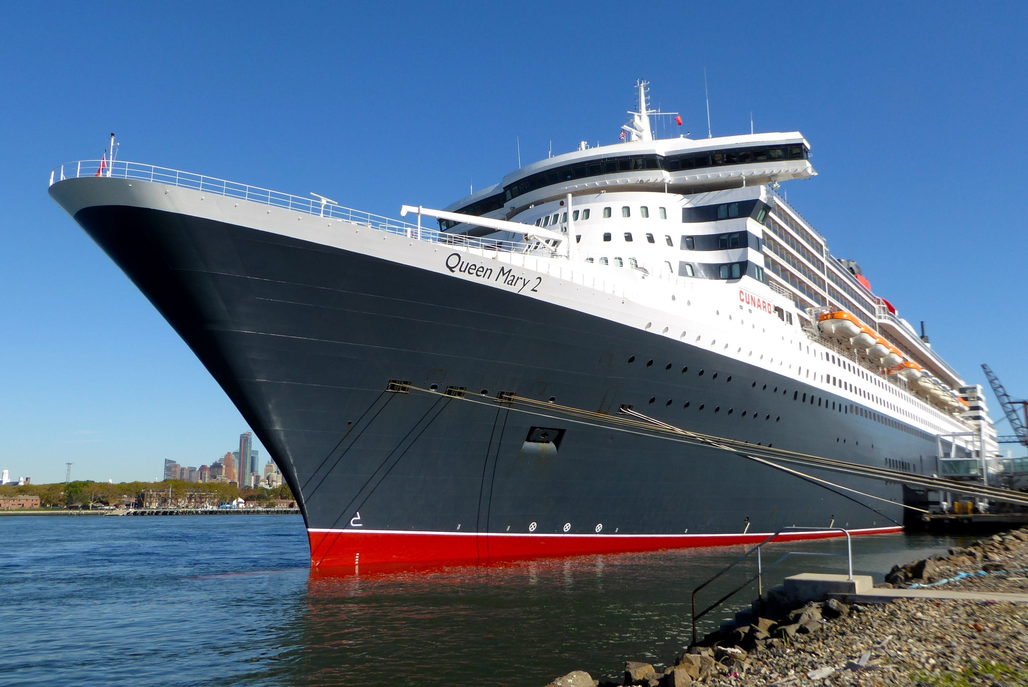 Countdown The 25 Most Beautiful Cruise Vessels Traffic