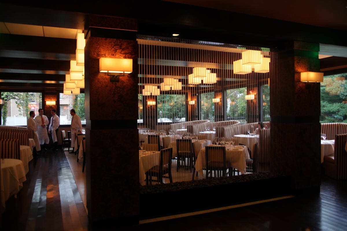 Most romantic restaurants in North Jersey