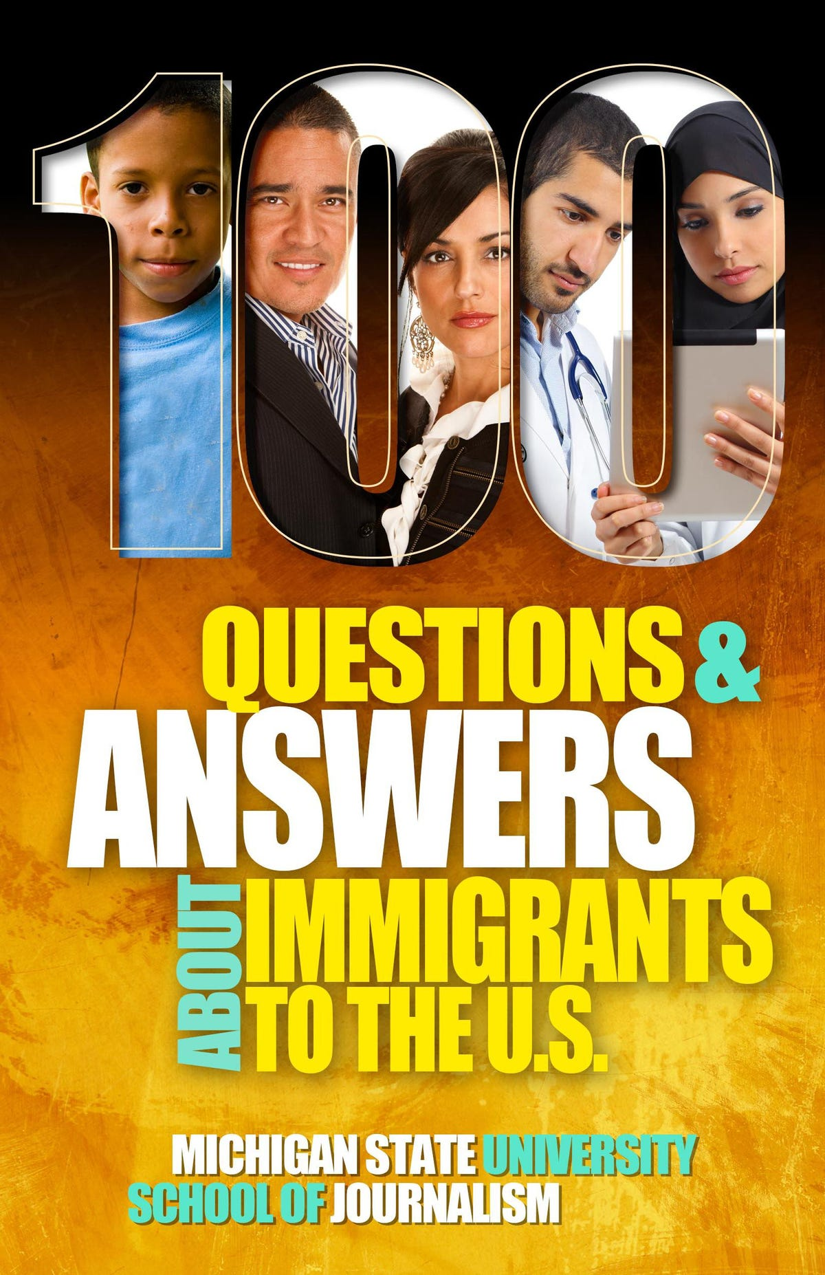 Questions and answers about immigrants to the U S