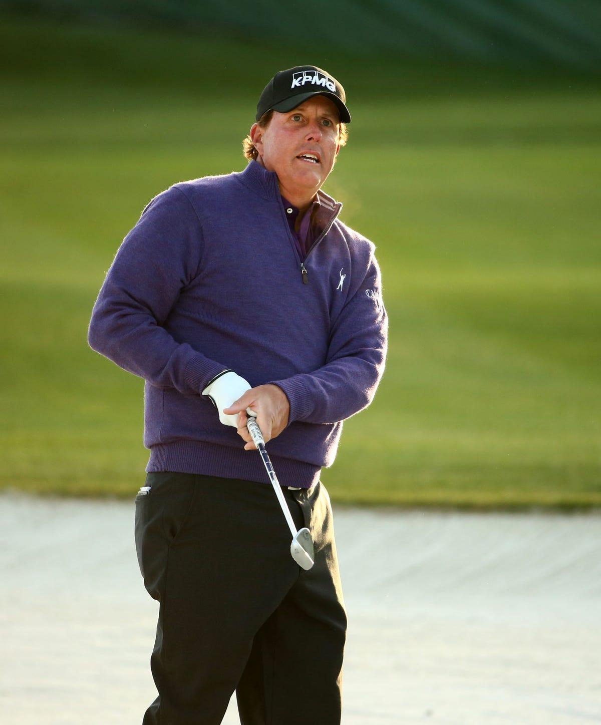 Health, fitness keys to Phil Mickelson's longevity