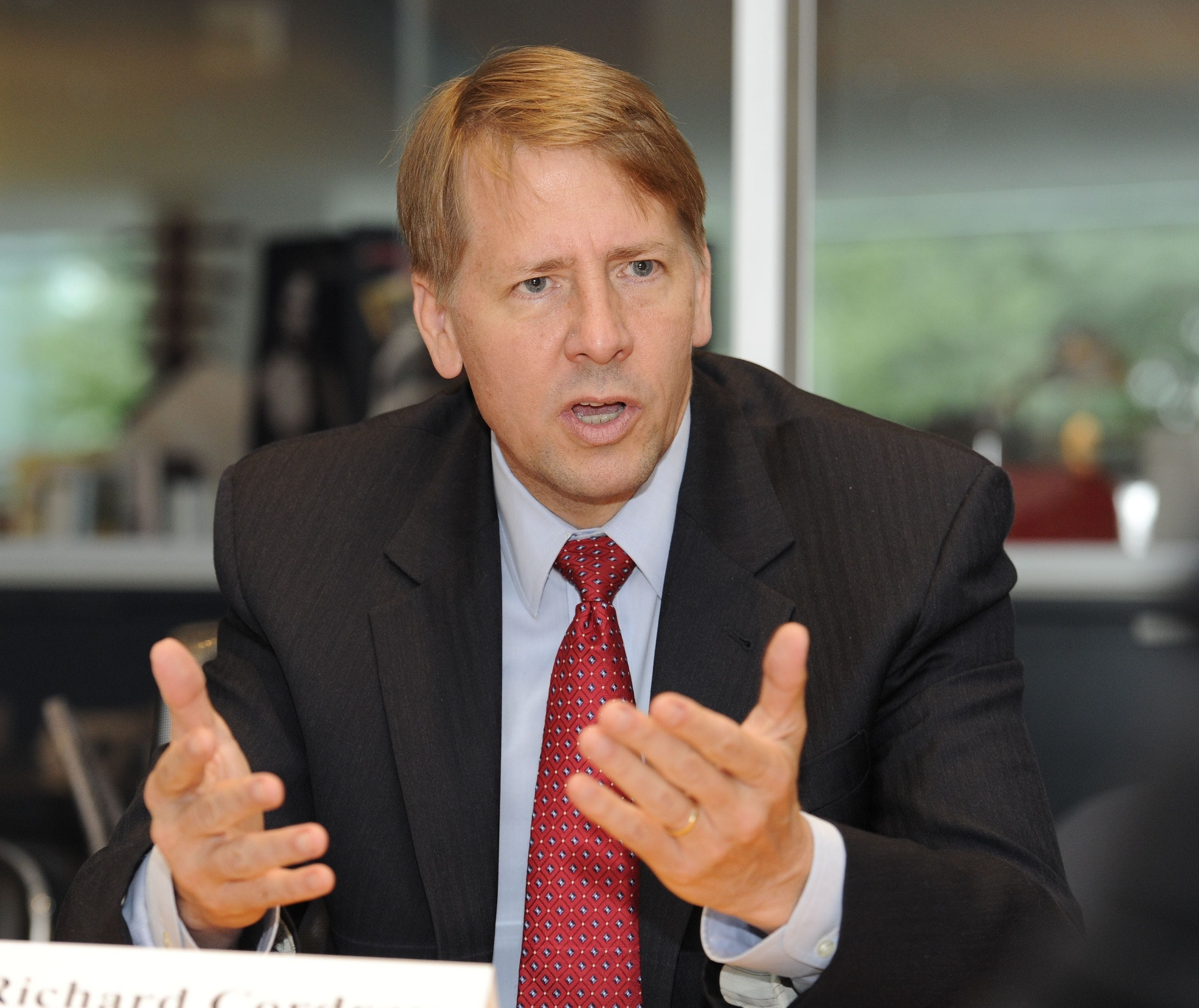 Changes loom for america 39 s consumer watchdog - Consumer financial protection bureau wikipedia ...