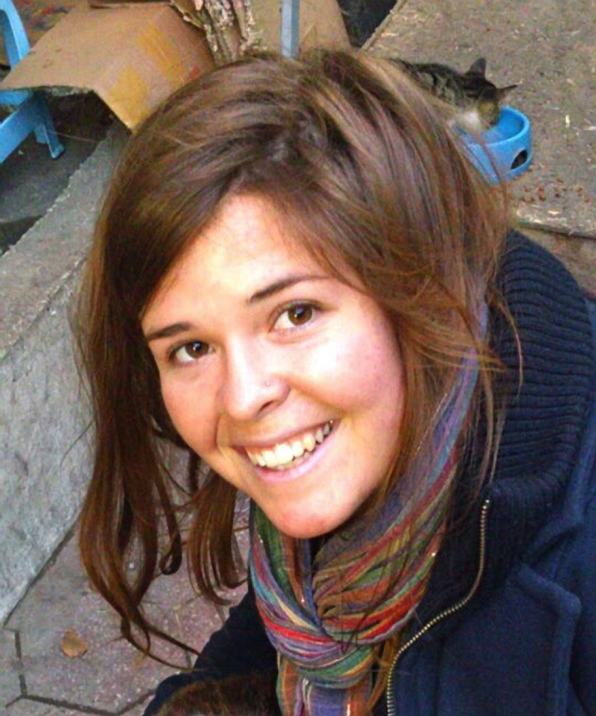 Could captured ISIS fighters lead to Kayla Mueller's body?