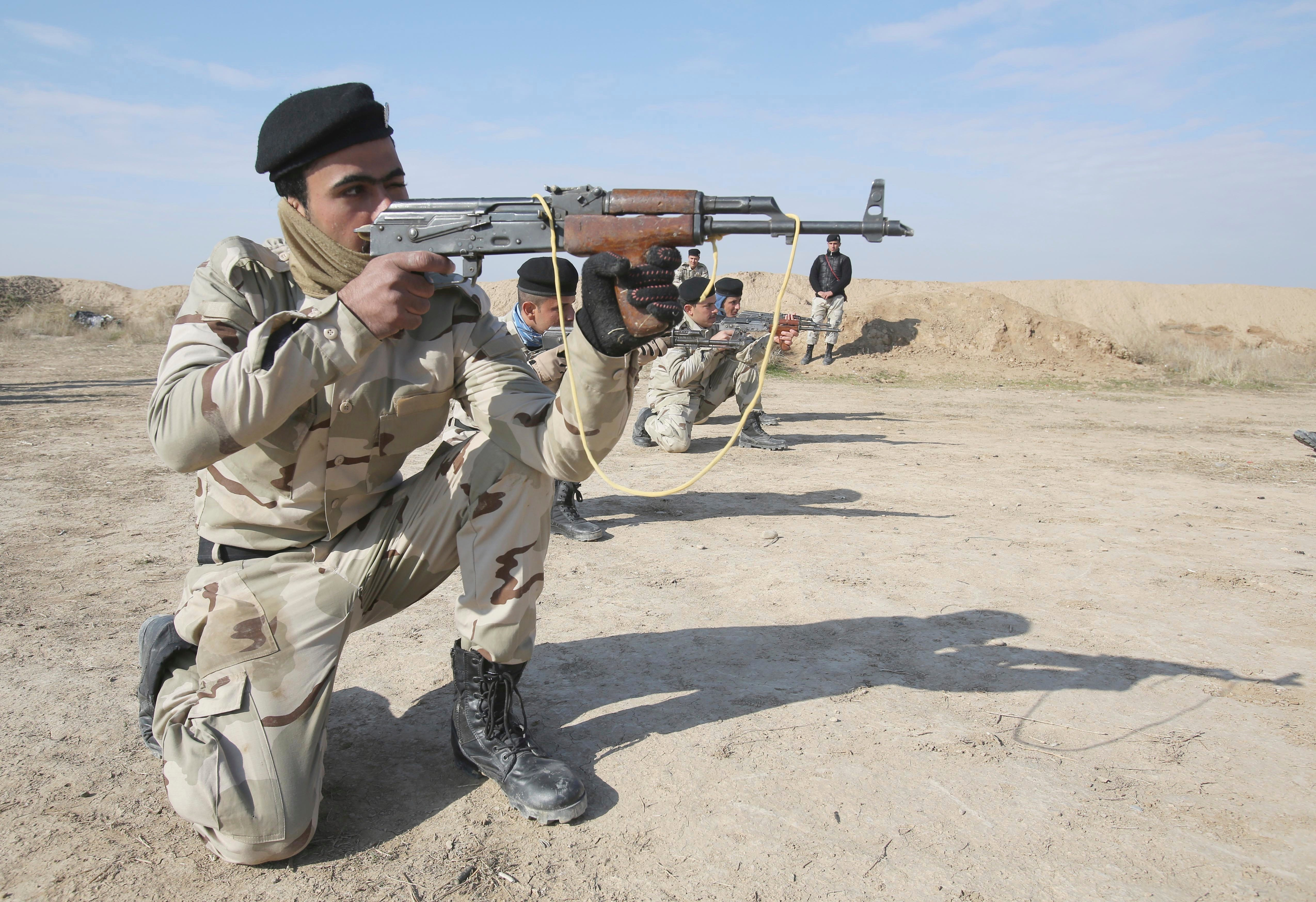 Iraq launches operation to retake western Mosul from Islamic State