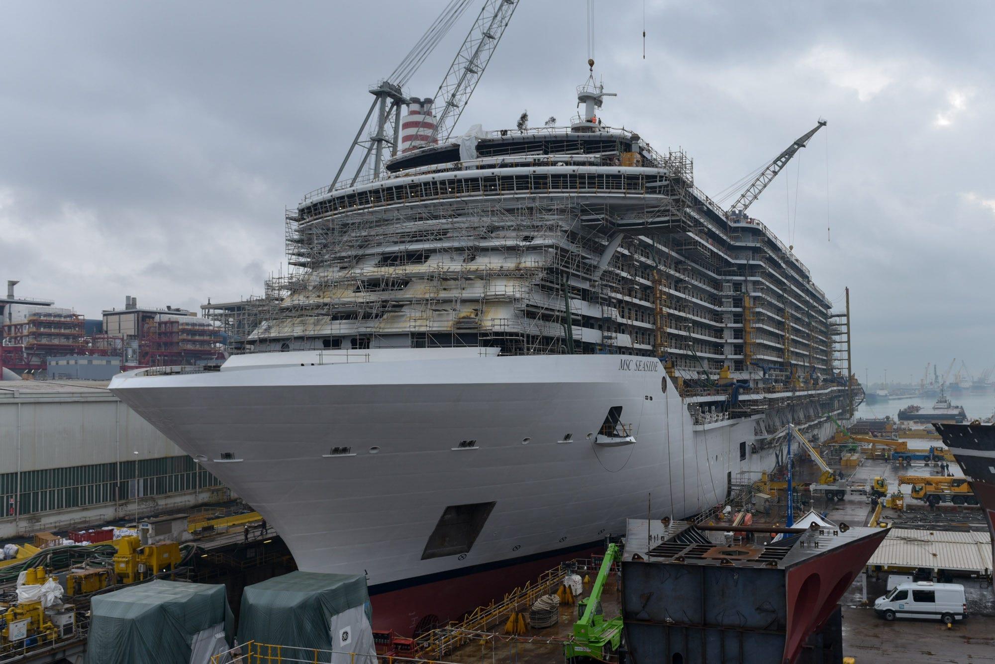 king5.com | New cruise ships for 2018: MSC Cruises' MSC ...
