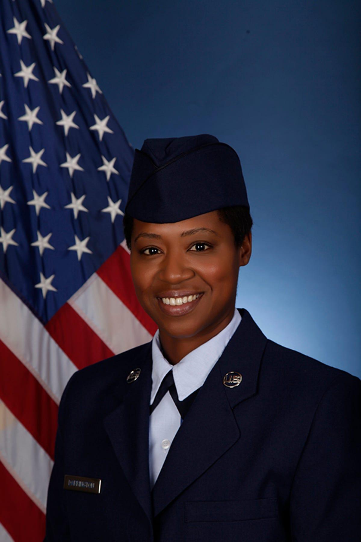 Jeff Davis graduate completes Air Force basic training