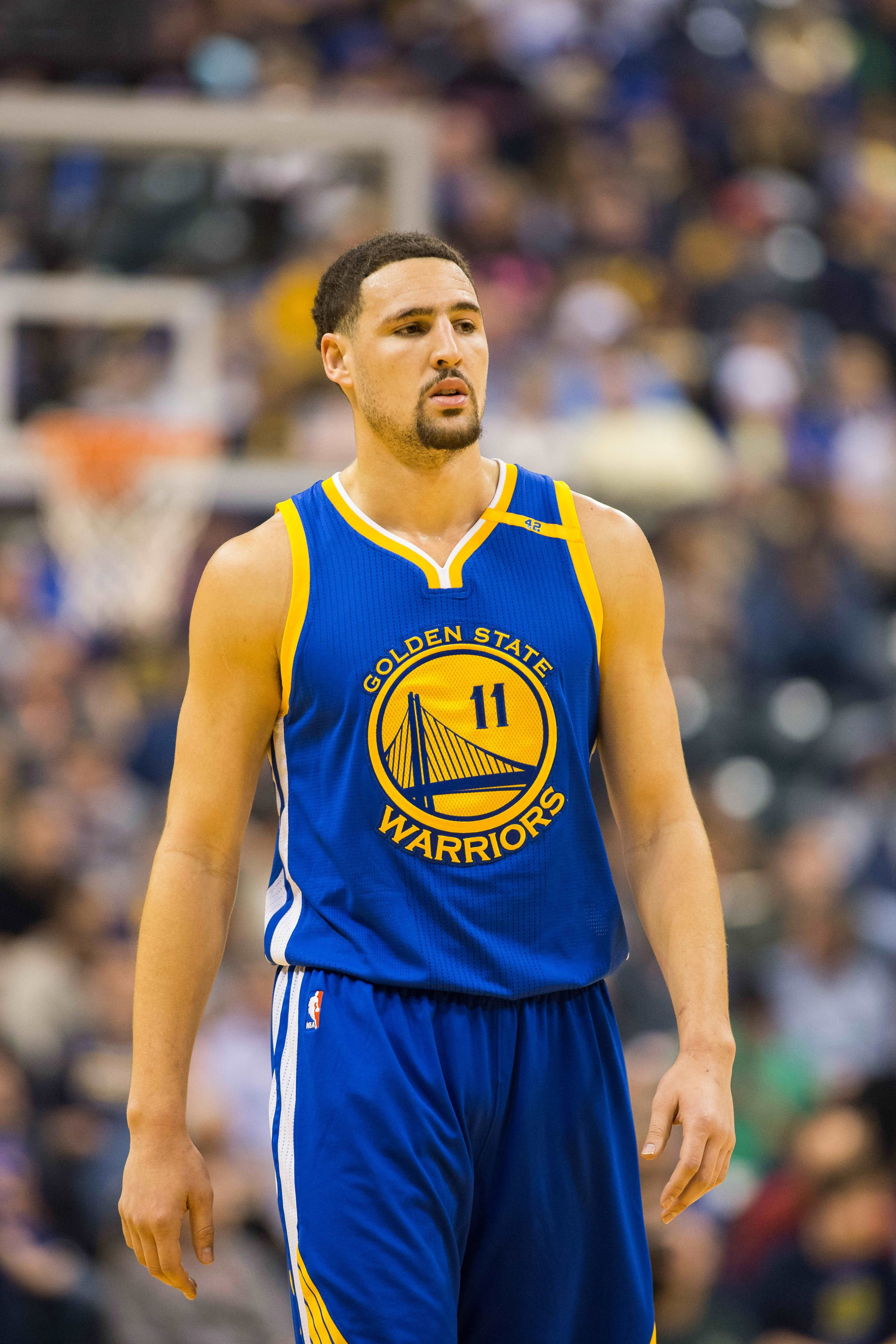Klay Thompson Q&A: Talking All-Star, Warriors' potential ...