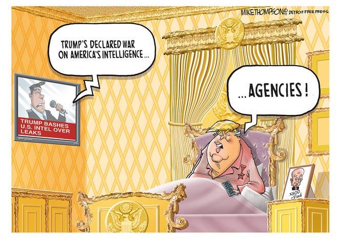 Donald Trump keeps getting worse.