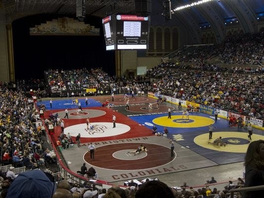 H.S. WRESTLING: Sieb ecstatic after reversal of fate