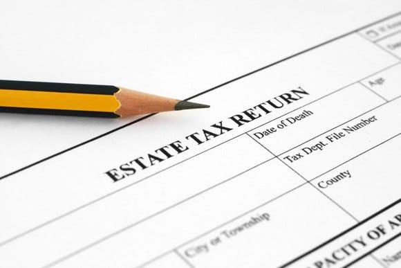Estate taxes.