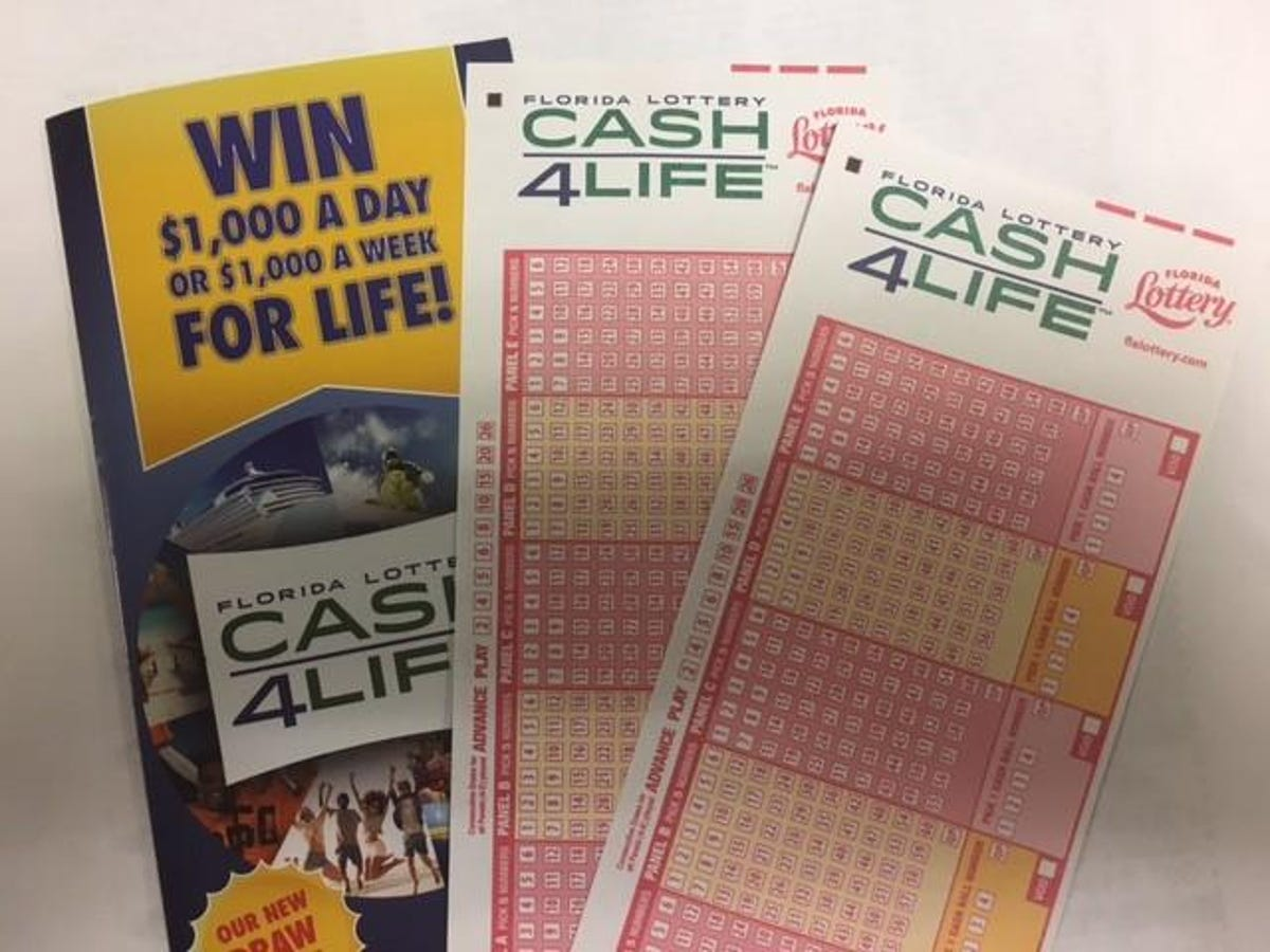Port St  Lucie man wins $1,000 for life