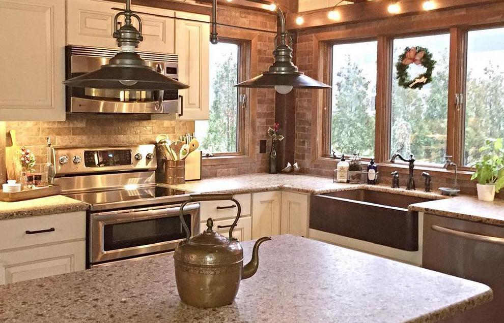 These are the most popular kitchen remodel ideas in America