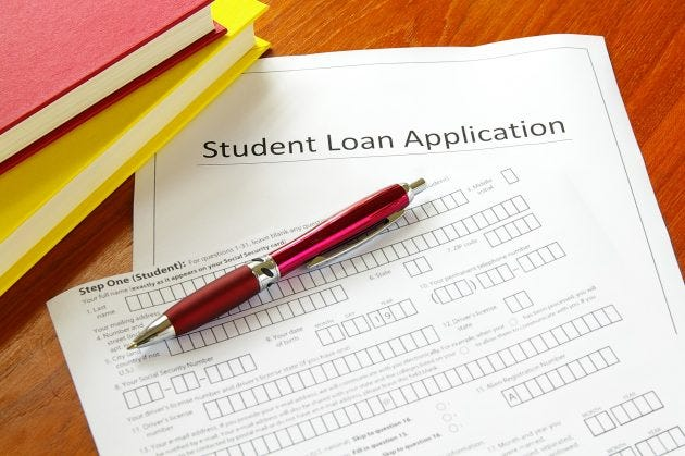 Student loan debt now totals over $1.3 trillion