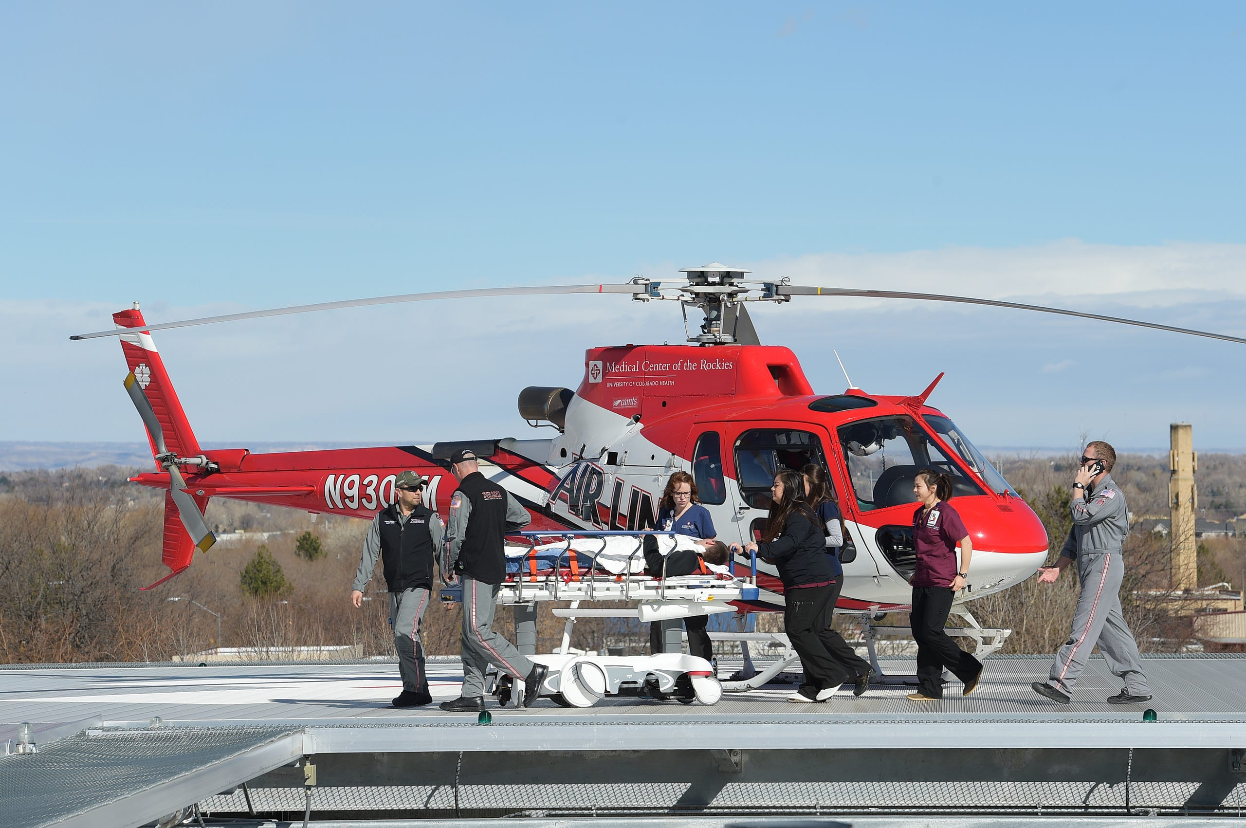 Poudre Valley Hospital employees prepare to open new emergency