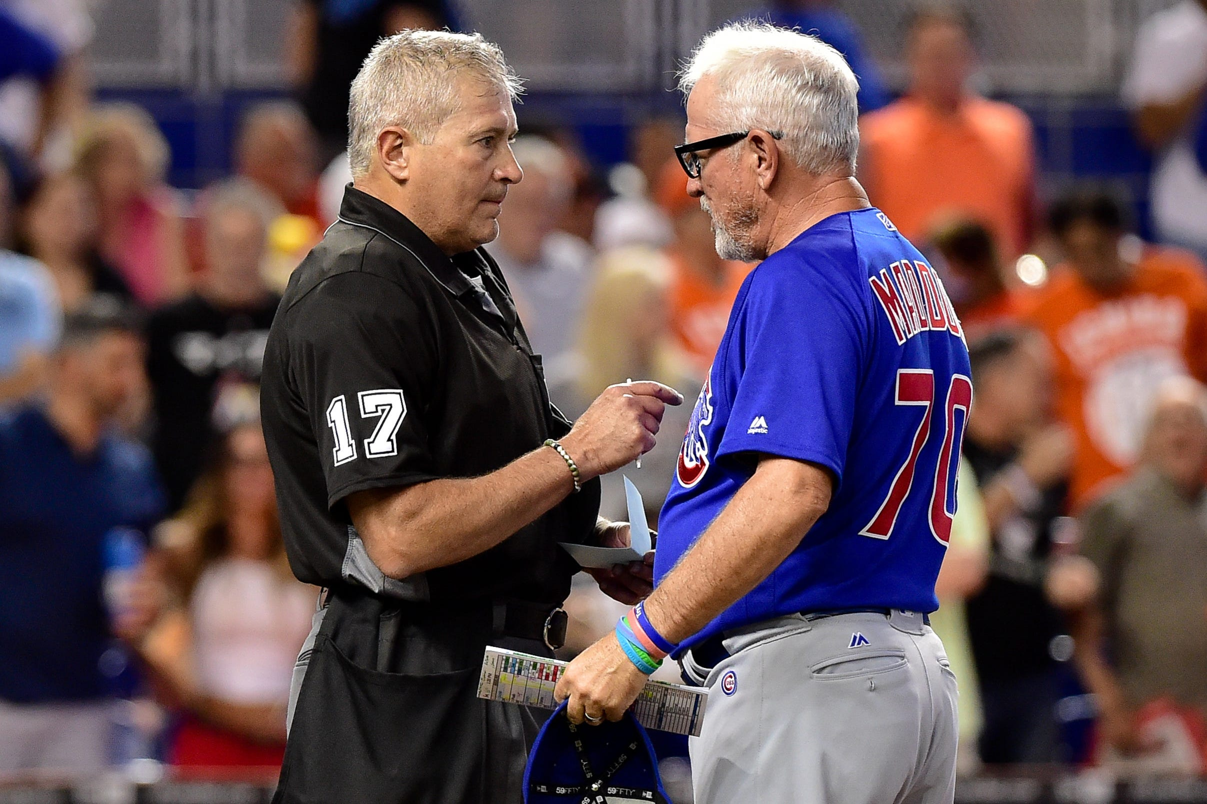 Four longtime MLB umpires set to retire