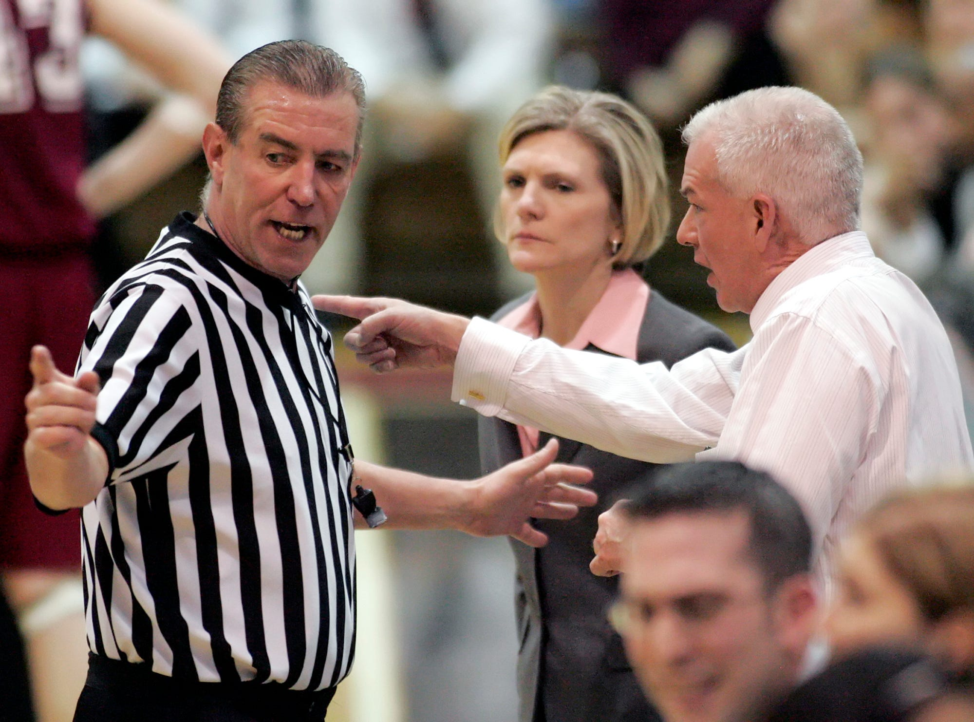 Longtime referee Dennis DeMayo set to call 1 final game