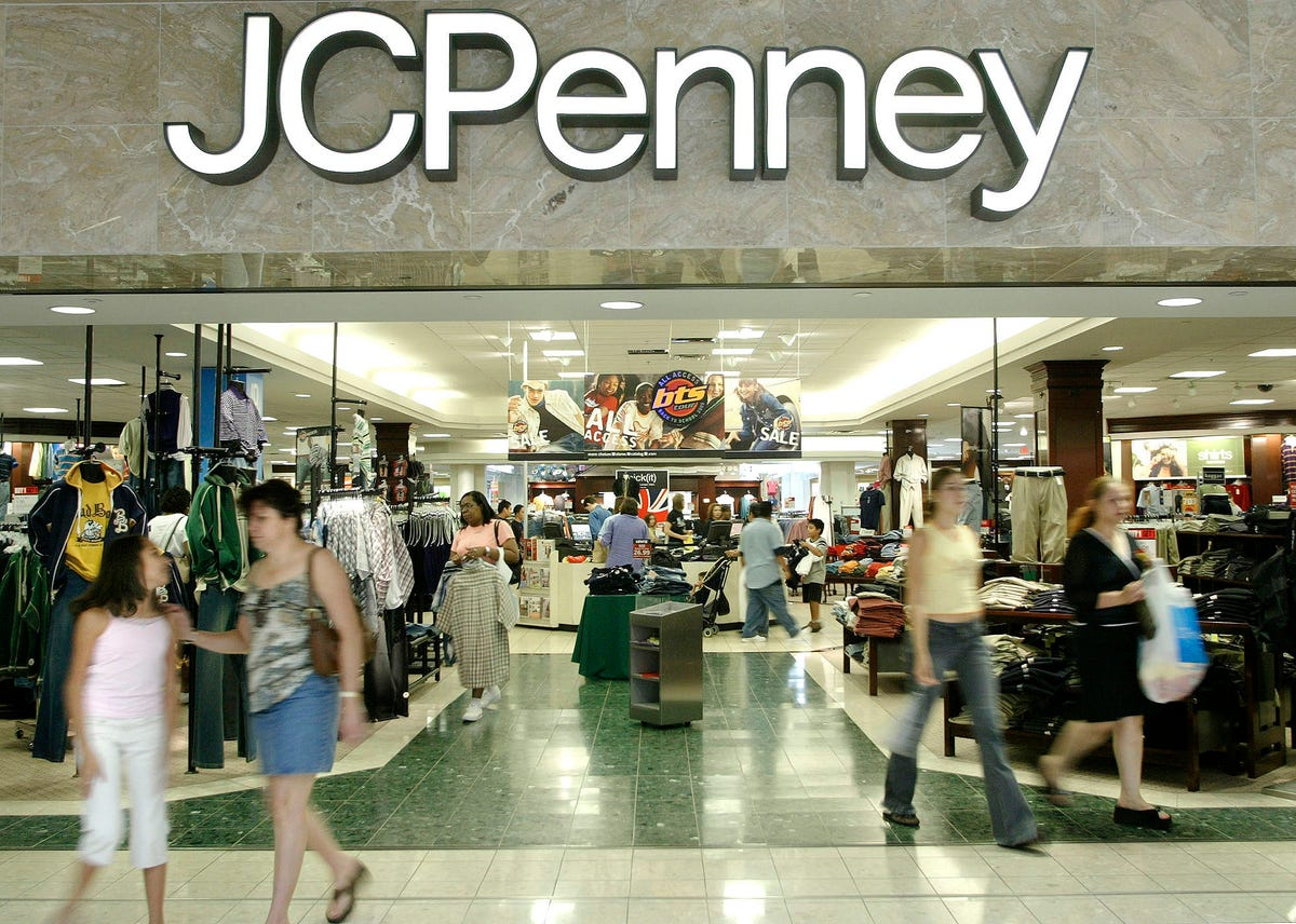 J C Penney Store At Garden State Plaza In Paramus To Close