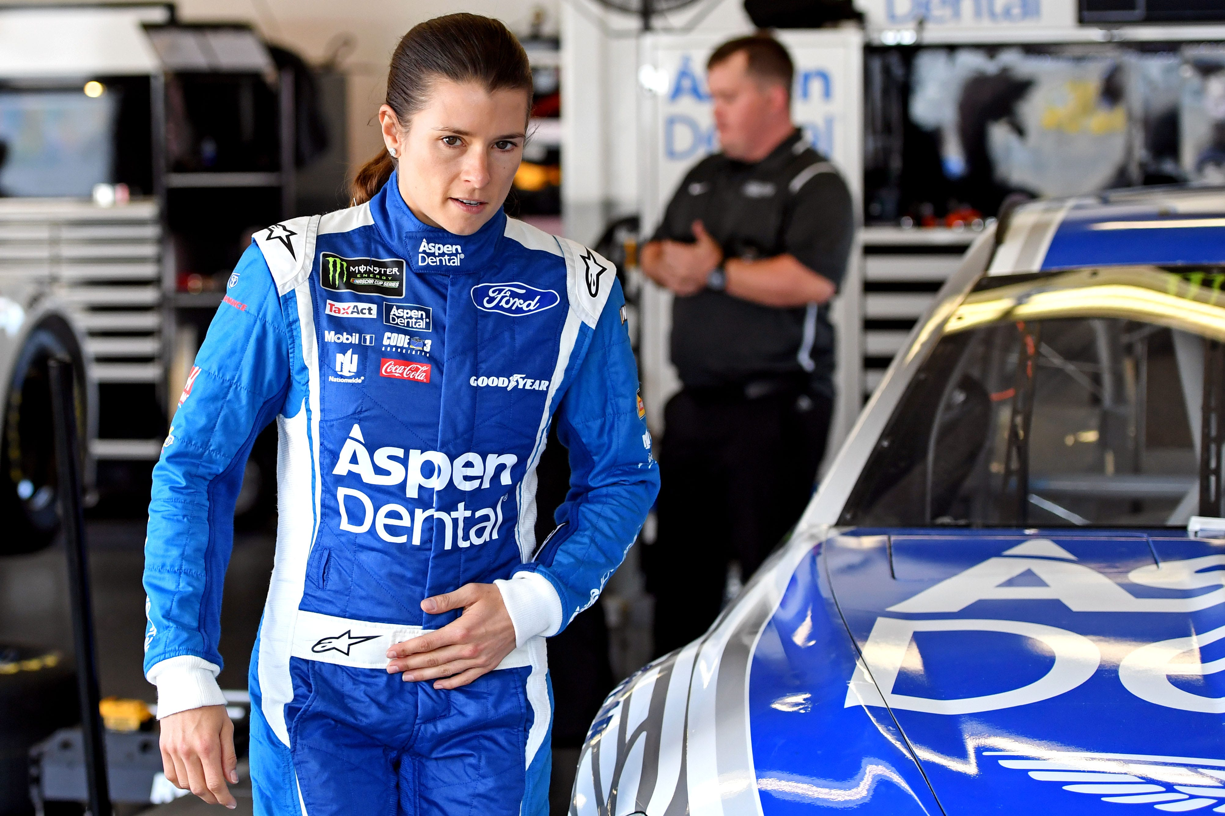Danica Patrick on Twitter trolls: 'They're very unhappy people'
