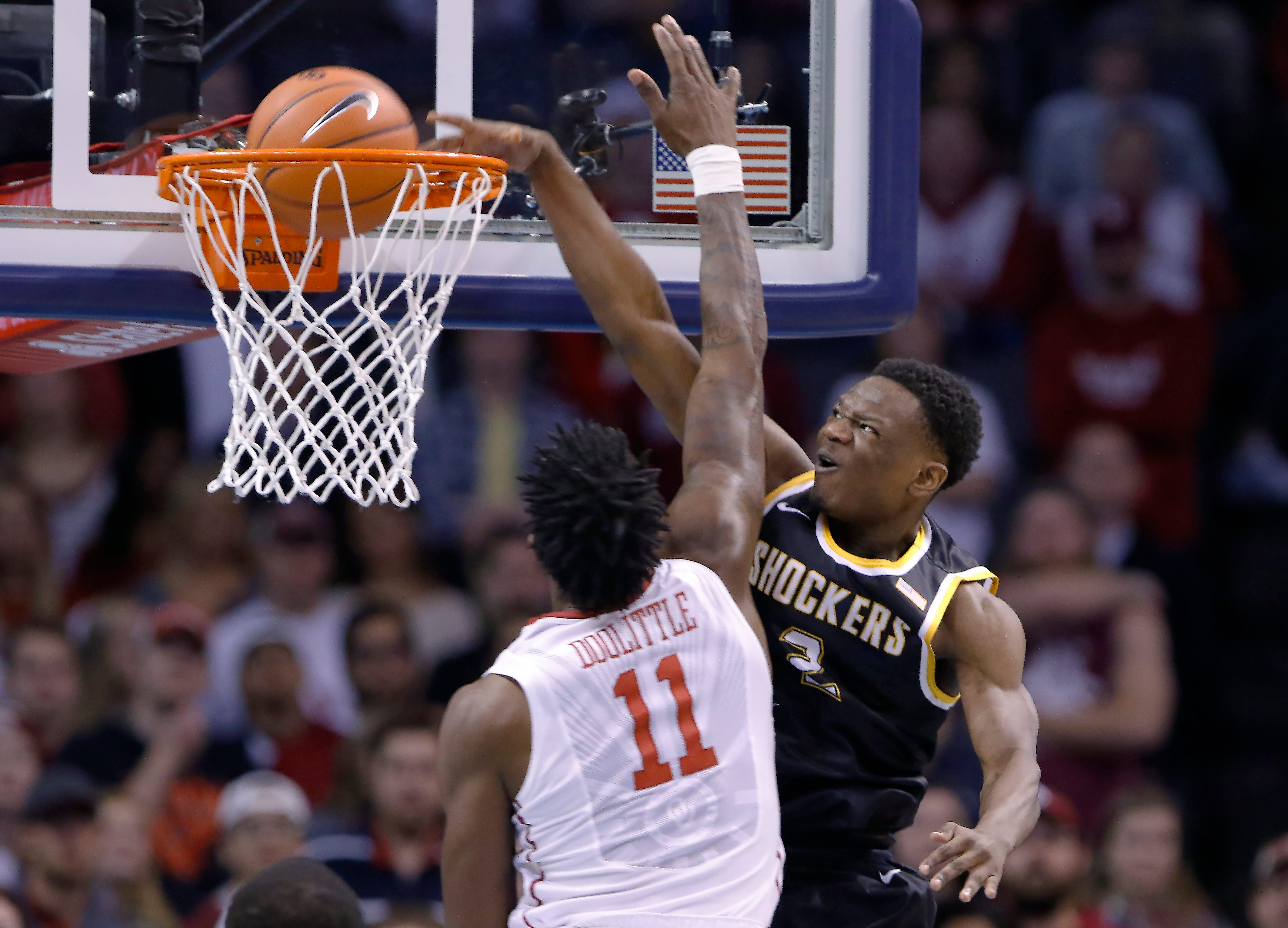 After NBA departures, Wichita State rolling and eyeing NCAAs