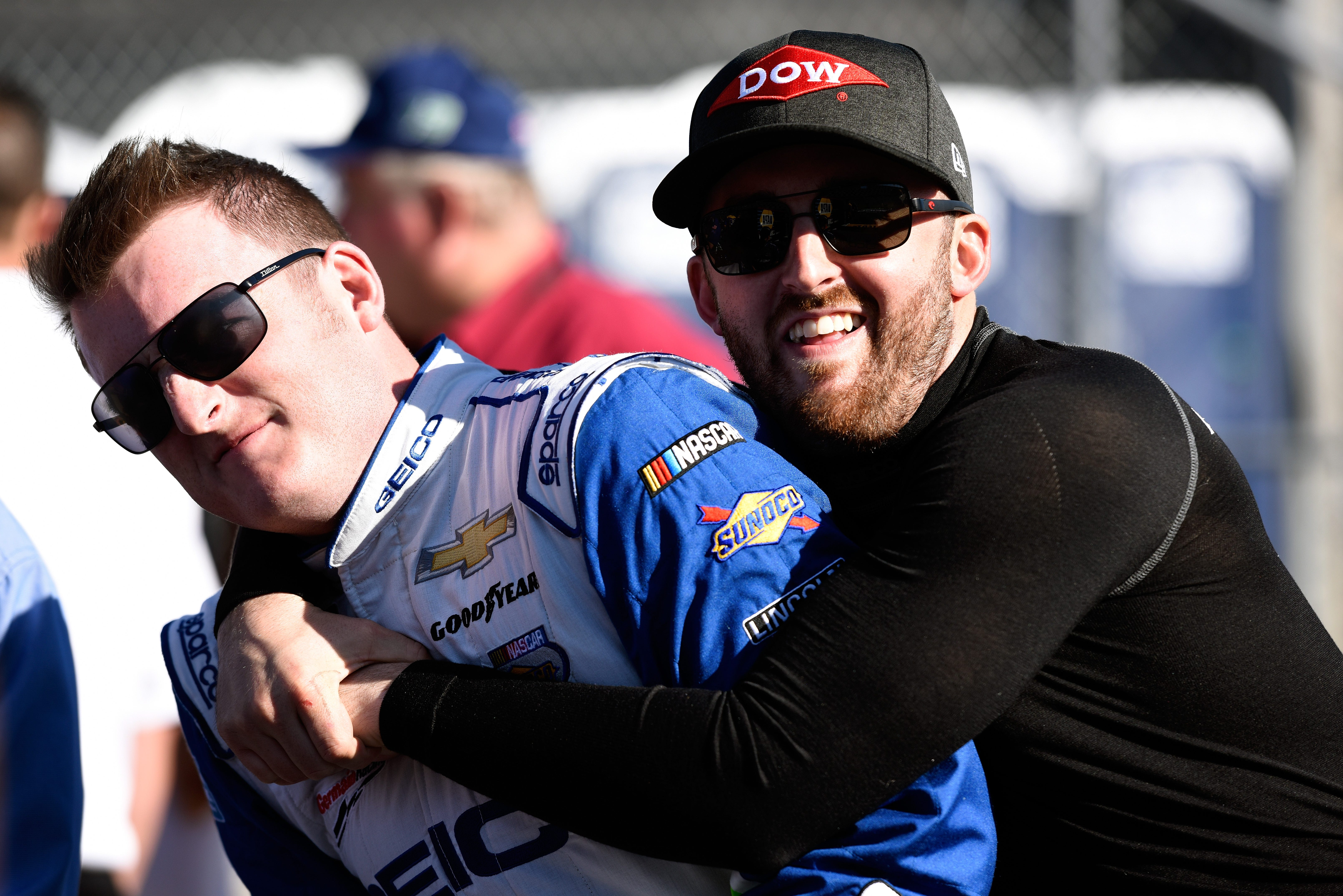 2 brothers are facing off at the Daytona 500