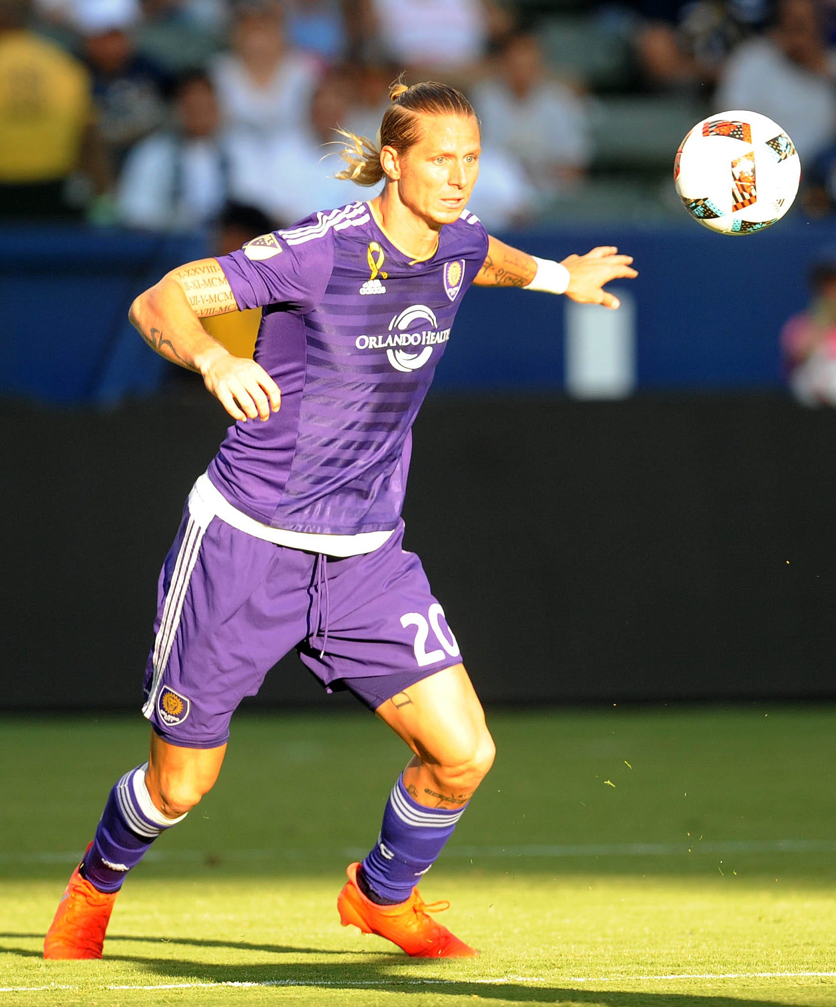 Brek Shea traded from Orlando City to Vancouver Whitecaps