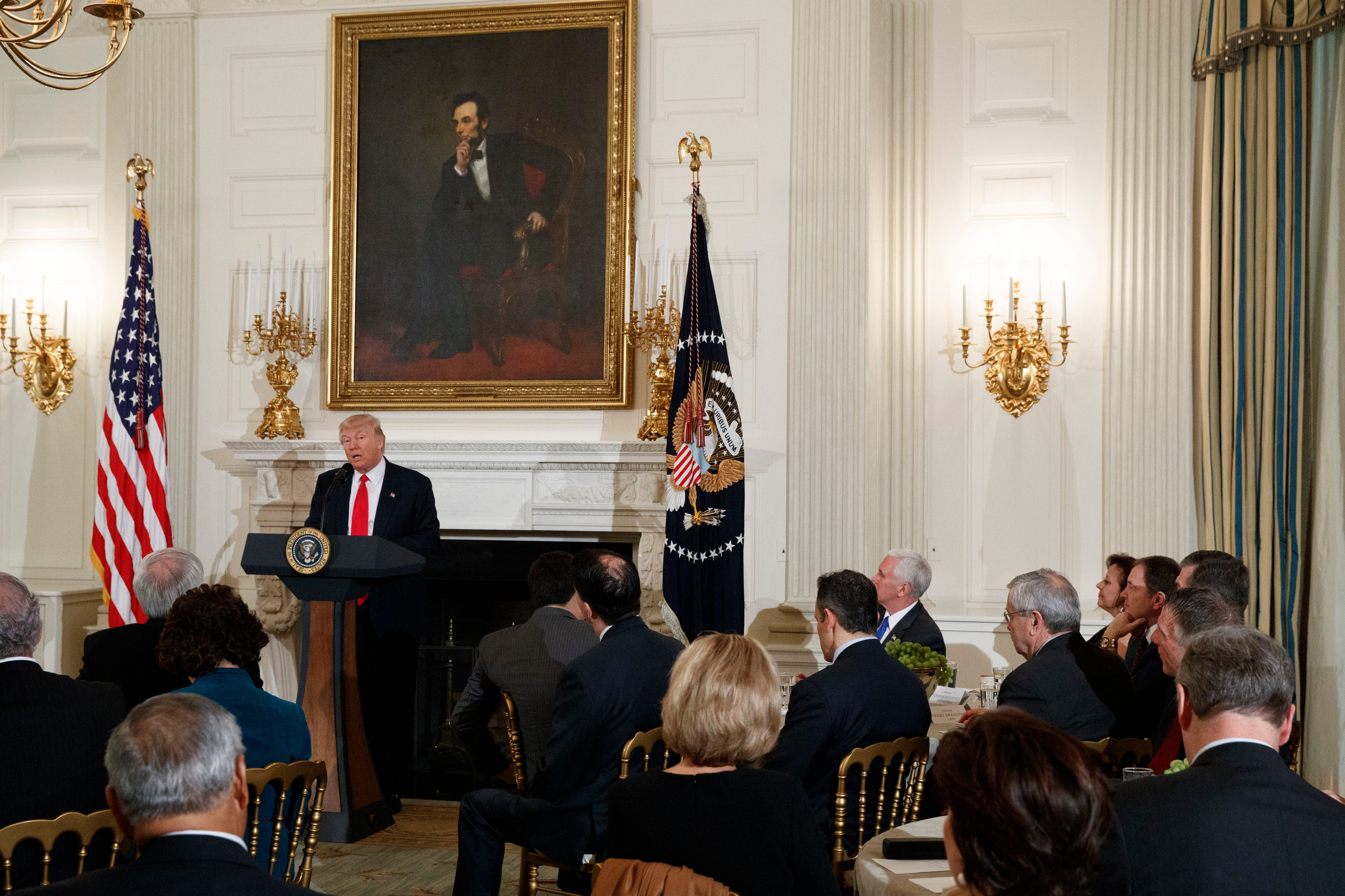 Trump budget to increase defense, slash EPA, other agencies