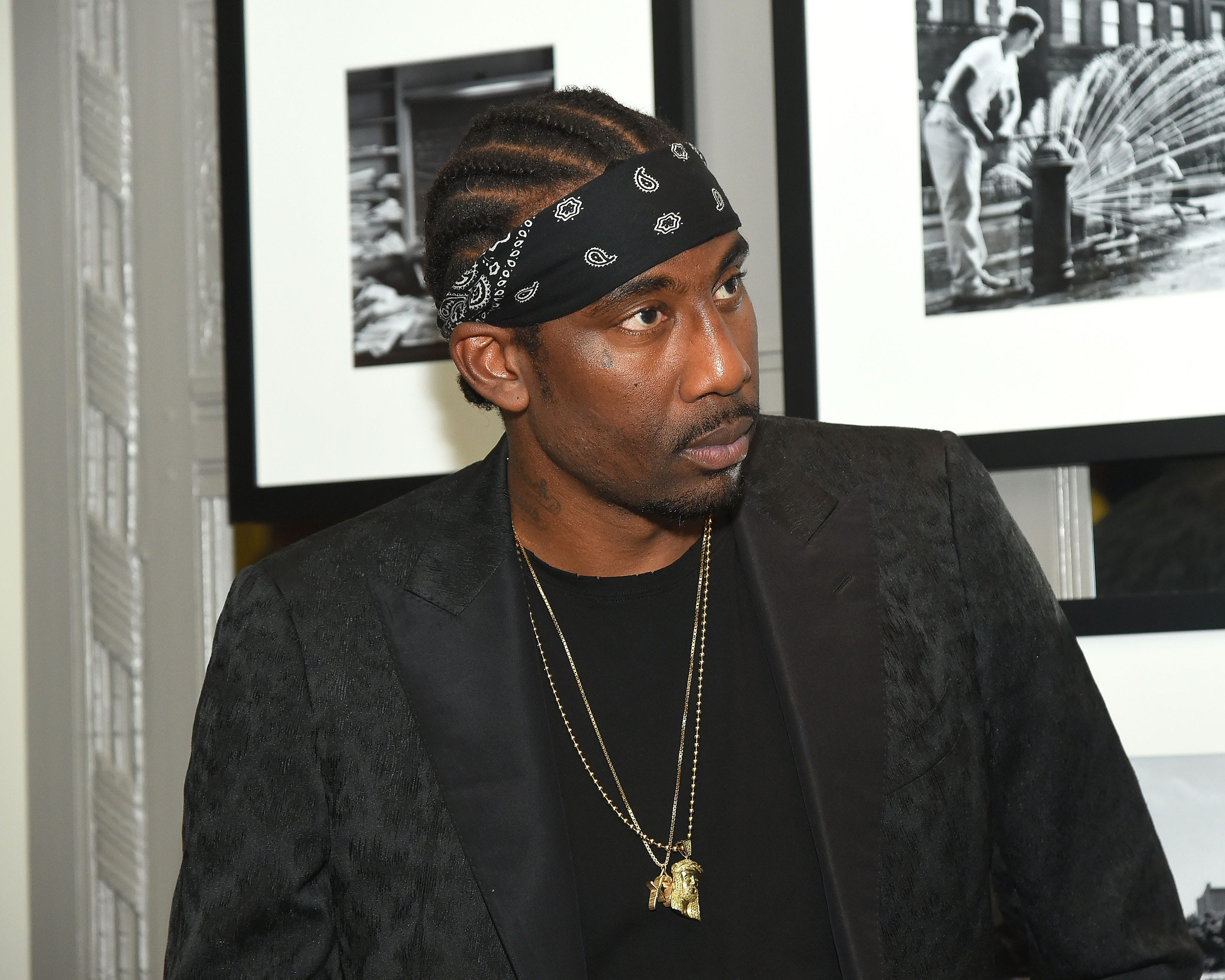 Amar'e Stoudemire on gay comments: 'There's always a truth within a joke'