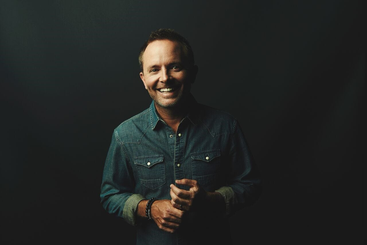 World premiere video: Chris Tomlin's 'Home'
