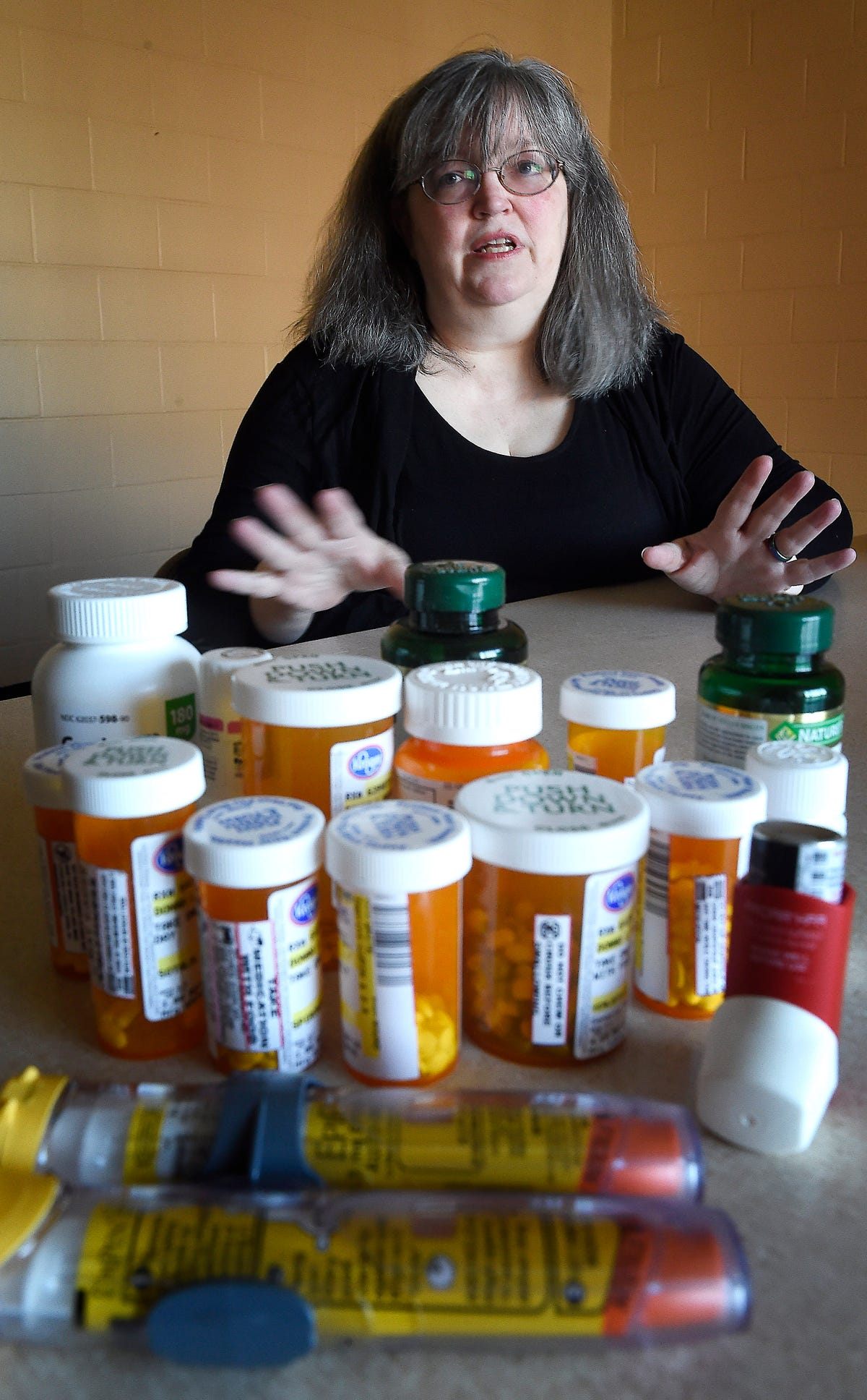 Amid Opioid Epidemic States Experiment With Recovery High >> Chronic Pain Sufferers Feel Stigma Amid Opioid Crackdown