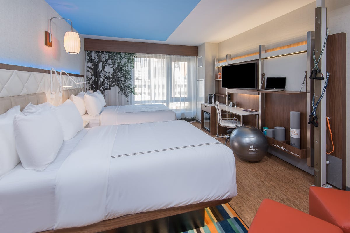 Mattress makeovers: Hotels don't skimp on sleep