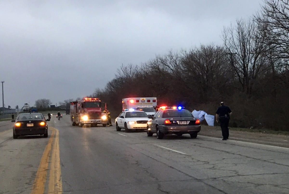 1 dead in southwest-side crash