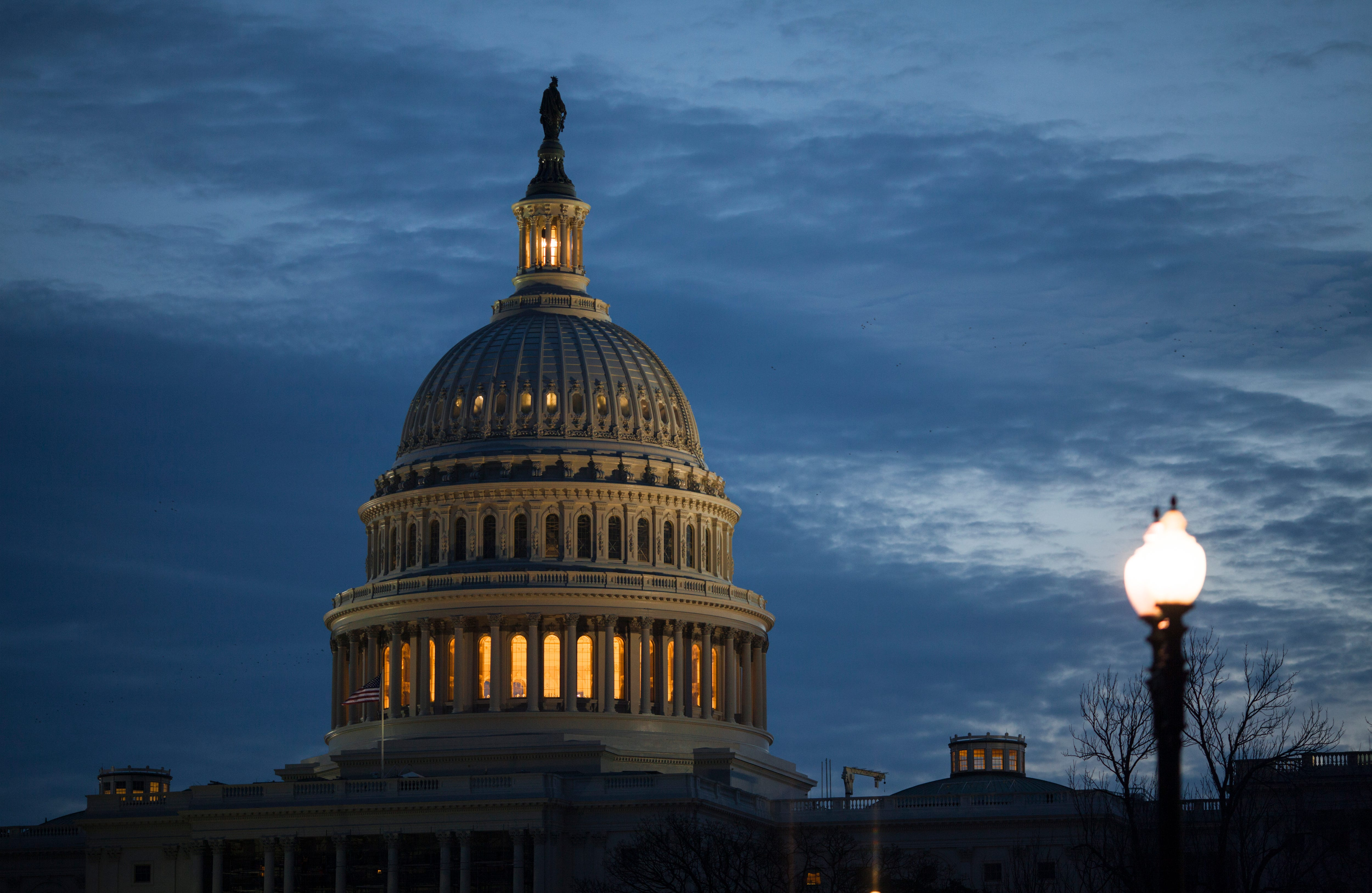 Senate passes bill to avoid government shutdown; House vote comes next