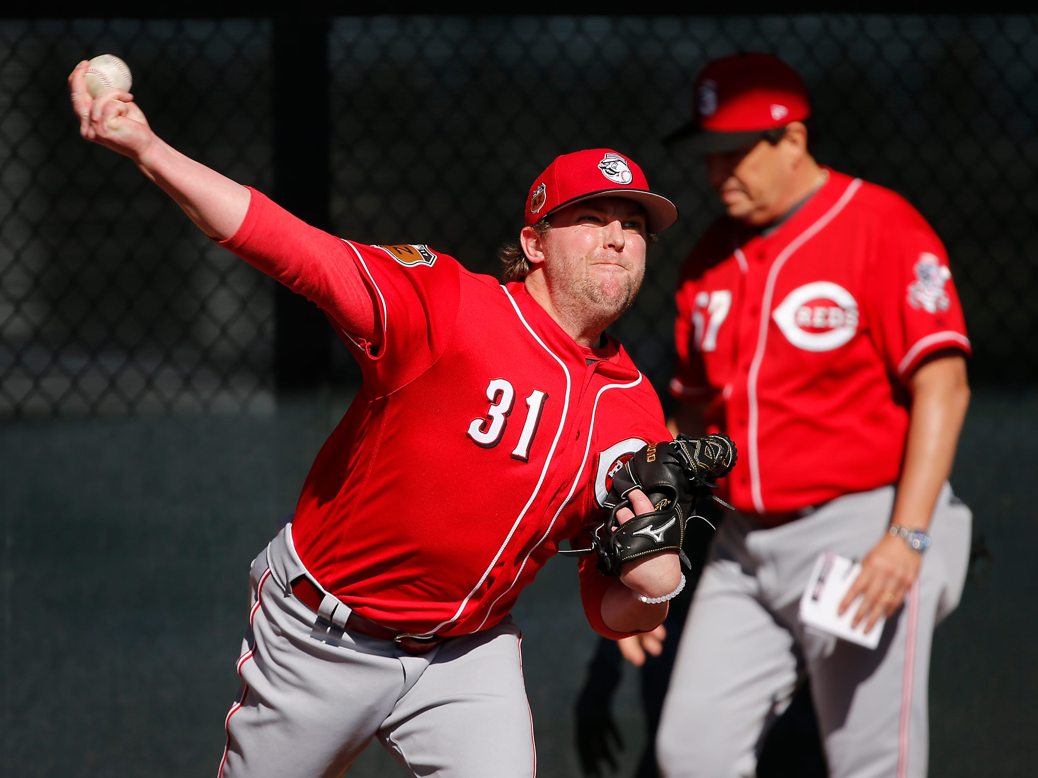Drew Storen not concerned about lower velocity