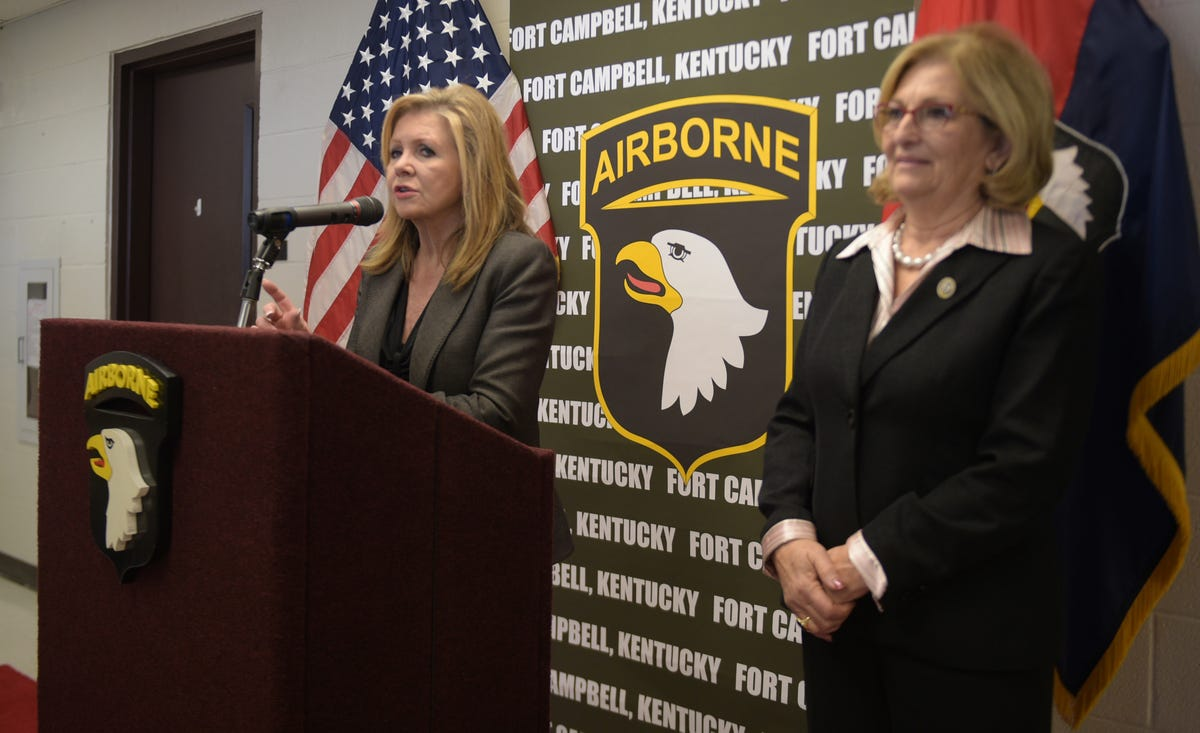 101st Airborne general says more troops needed